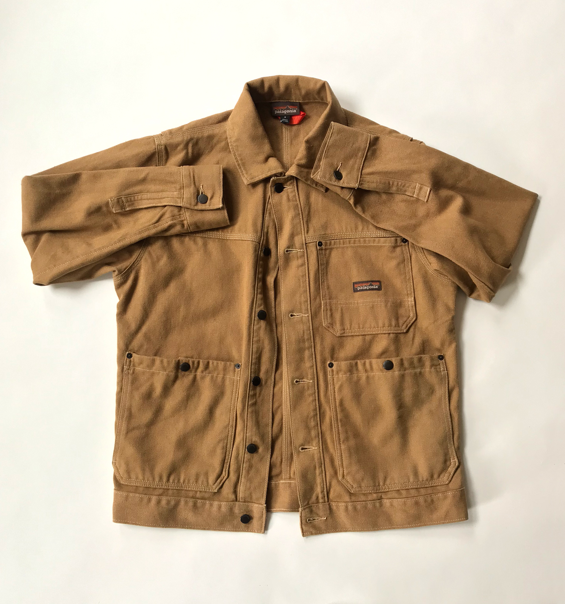 ee706d55e0960 Patagonia Iron Forge Hemp Canvas Chore Coat | Grailed