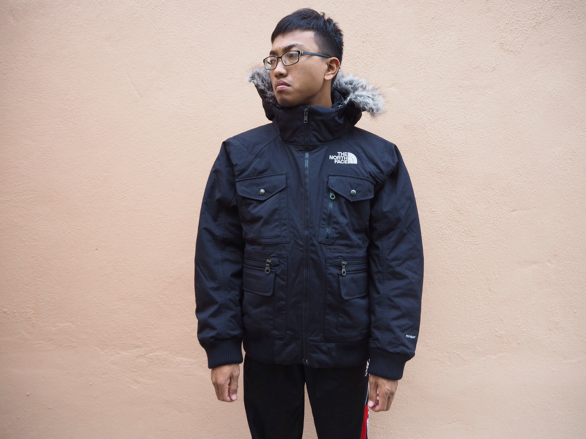 12e017c88f64e The North Face ×. The North Face TNF Gotham G2 not Moncler Canada Goose ...