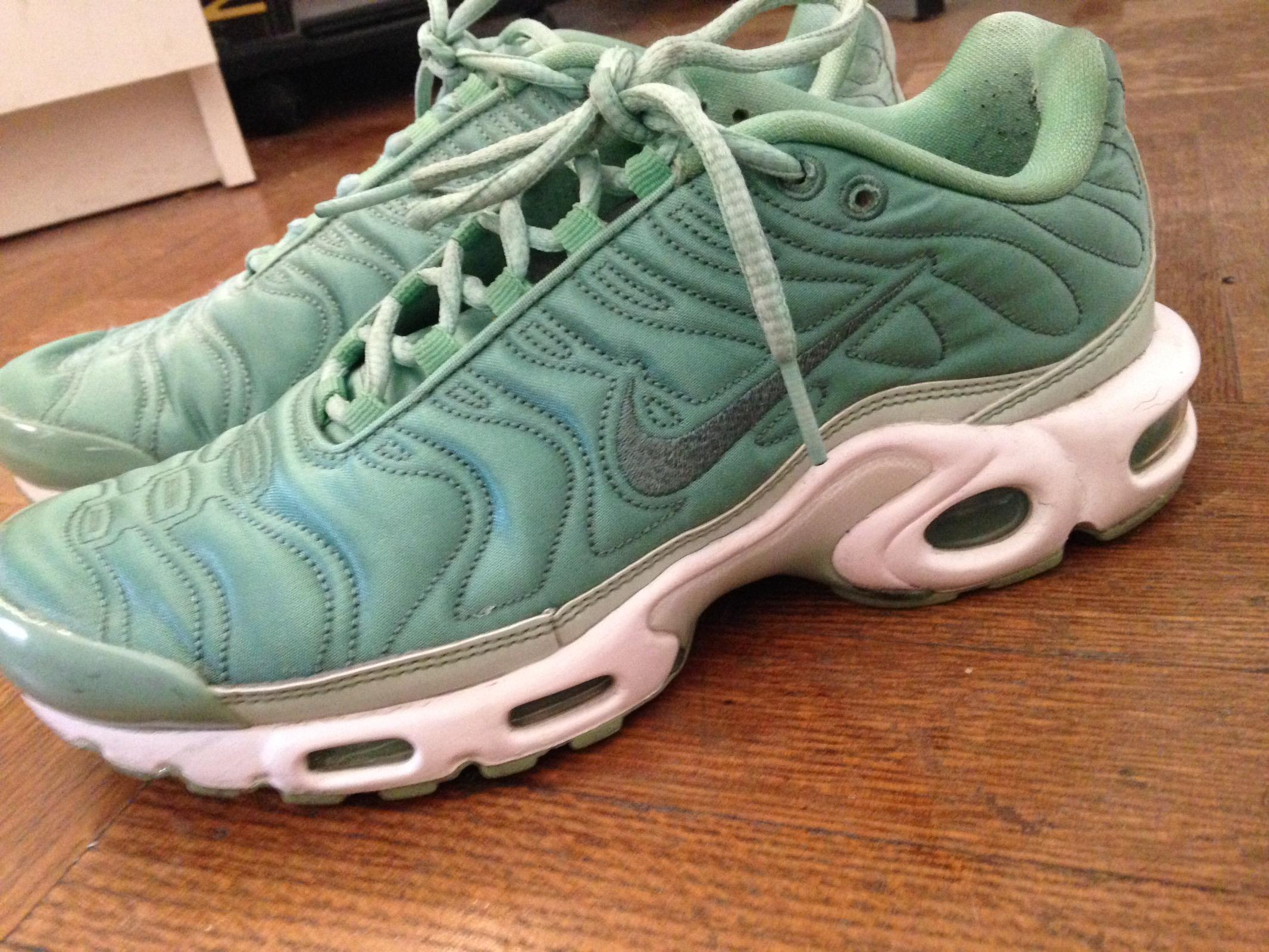 Nike Nike Tn Satin Turquoise | Grailed