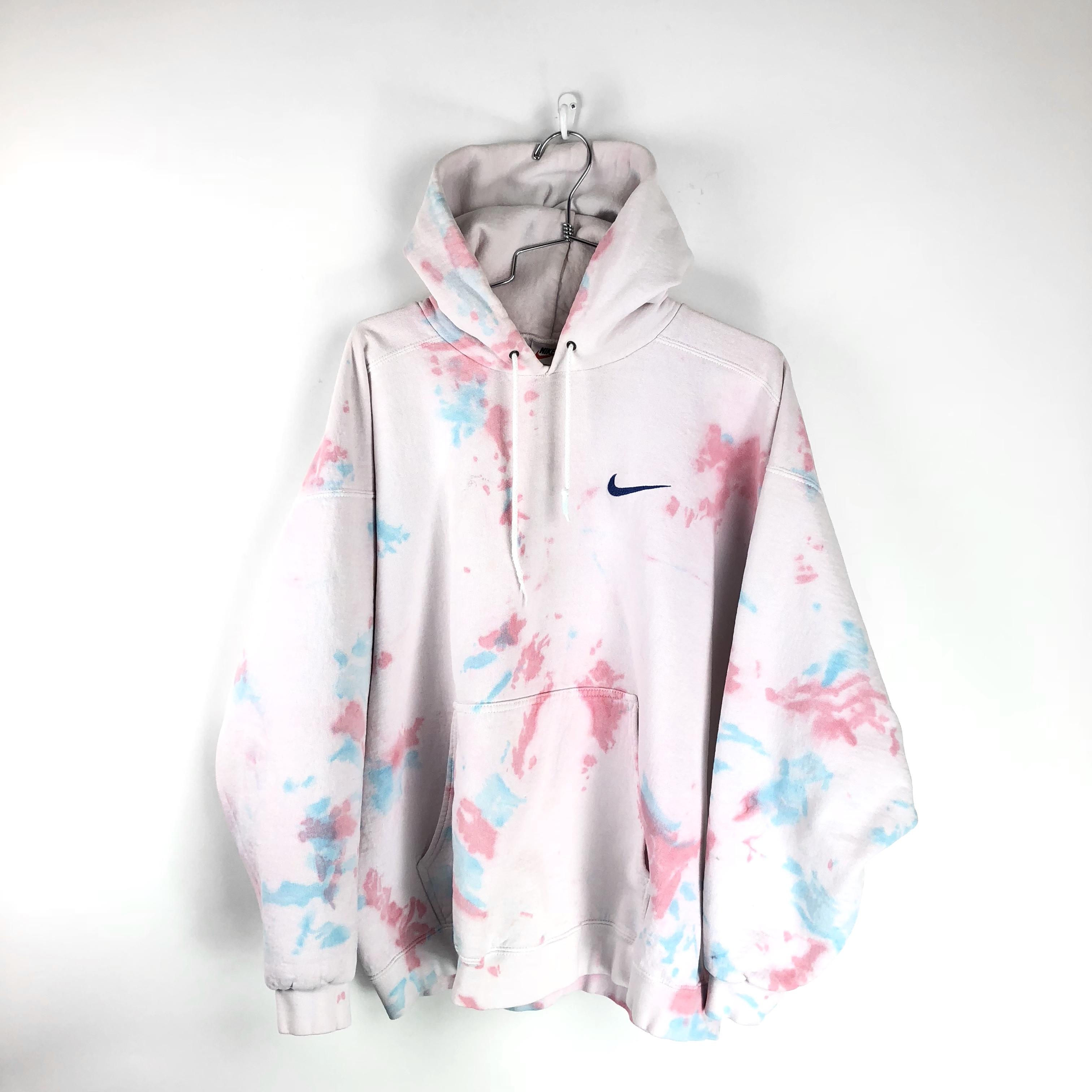 011acd357 Nike × Vintage ×. Vintage 90s Nike Hoodie Size XL Sweatshirt Pullover ...