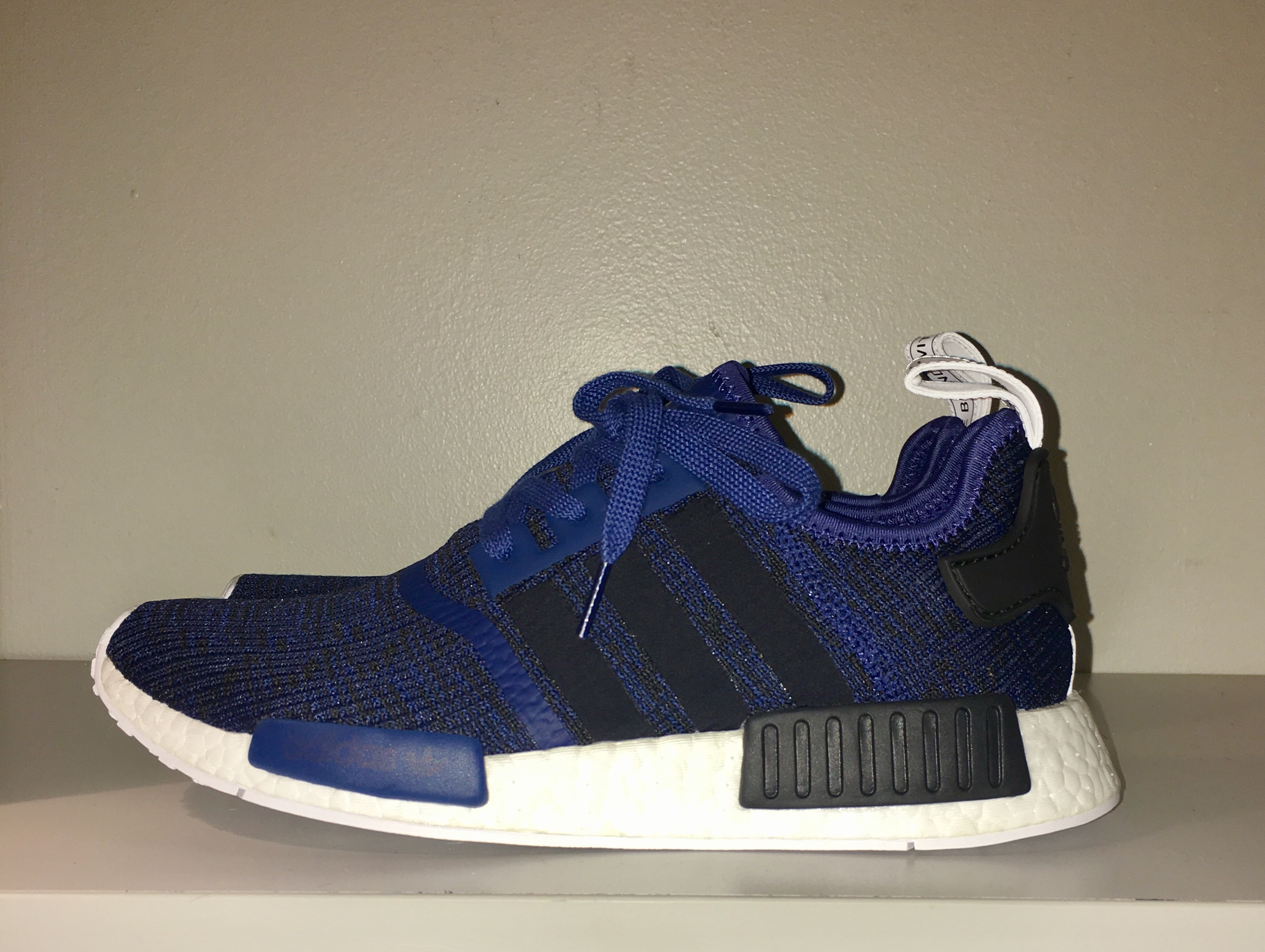 quality design dc5d0 75963 Nmd R1 Mystery Blue