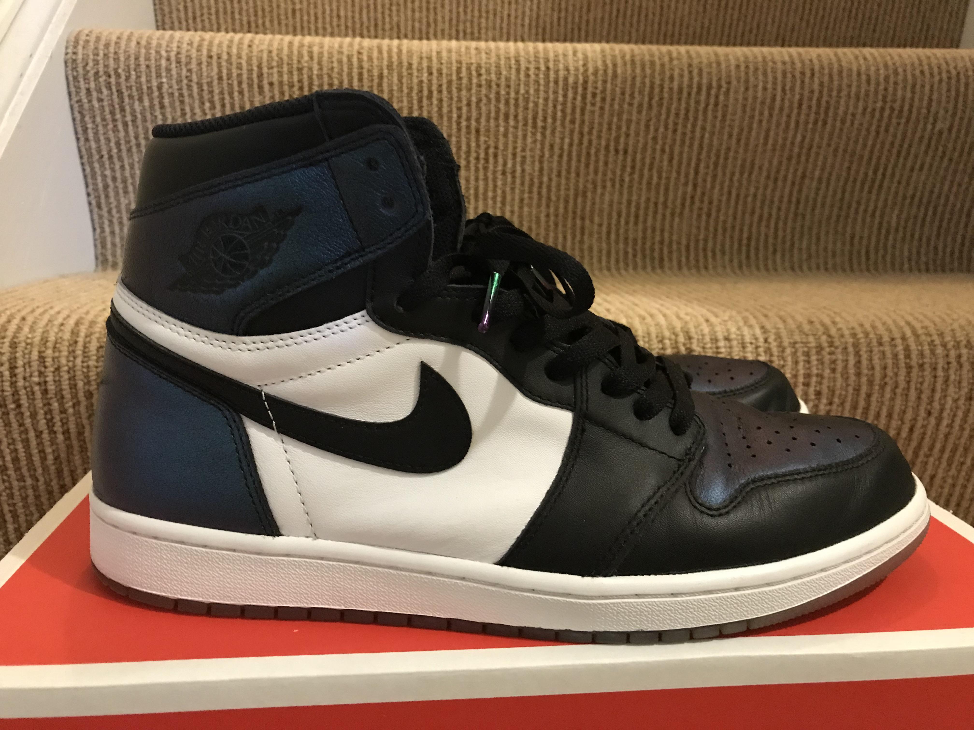0ab1fa9f46a0f0 Nike All Star Air Jordan 1 Retro High Nike Hi Chameleon Size 11.5 ...