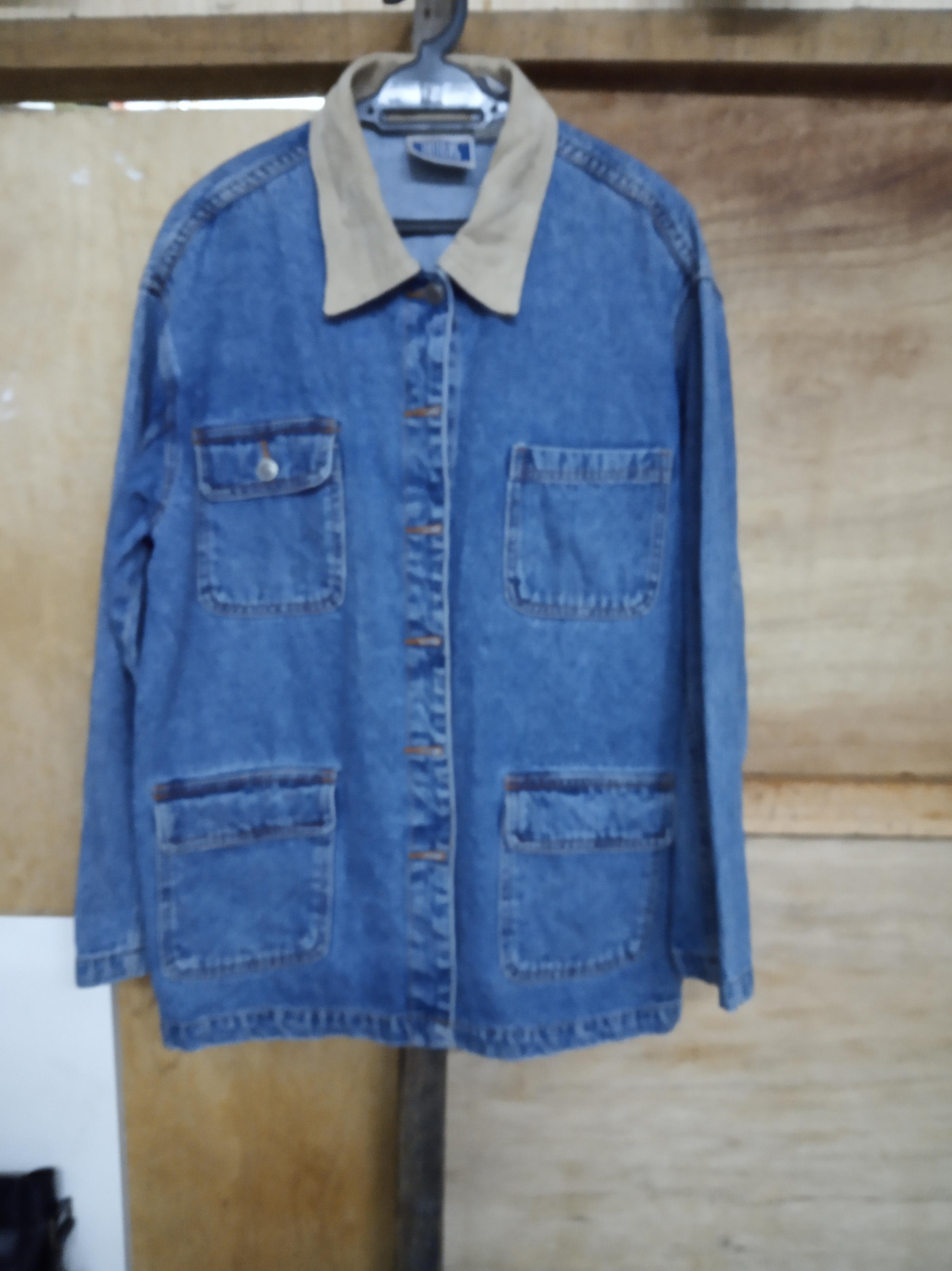 Denim jacket Bill Blass