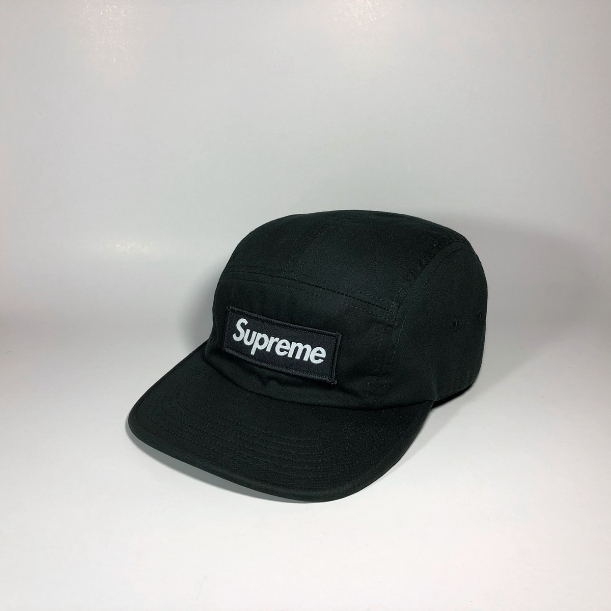 7a6d76f2 Supreme Supreme Military Camp Cap Ss18 | Grailed