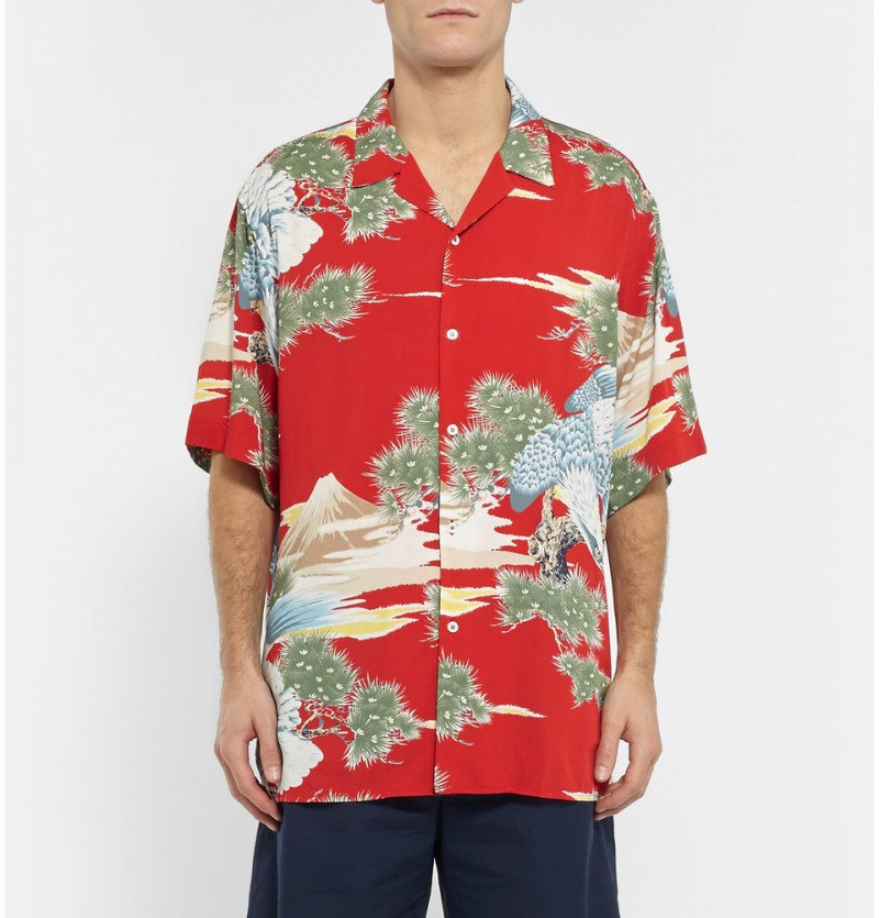 Gucci Gucci Men Printed Voile Shirt Size m - Shirts (Button Ups) for Sale -  Grailed 1da0d8fcef75