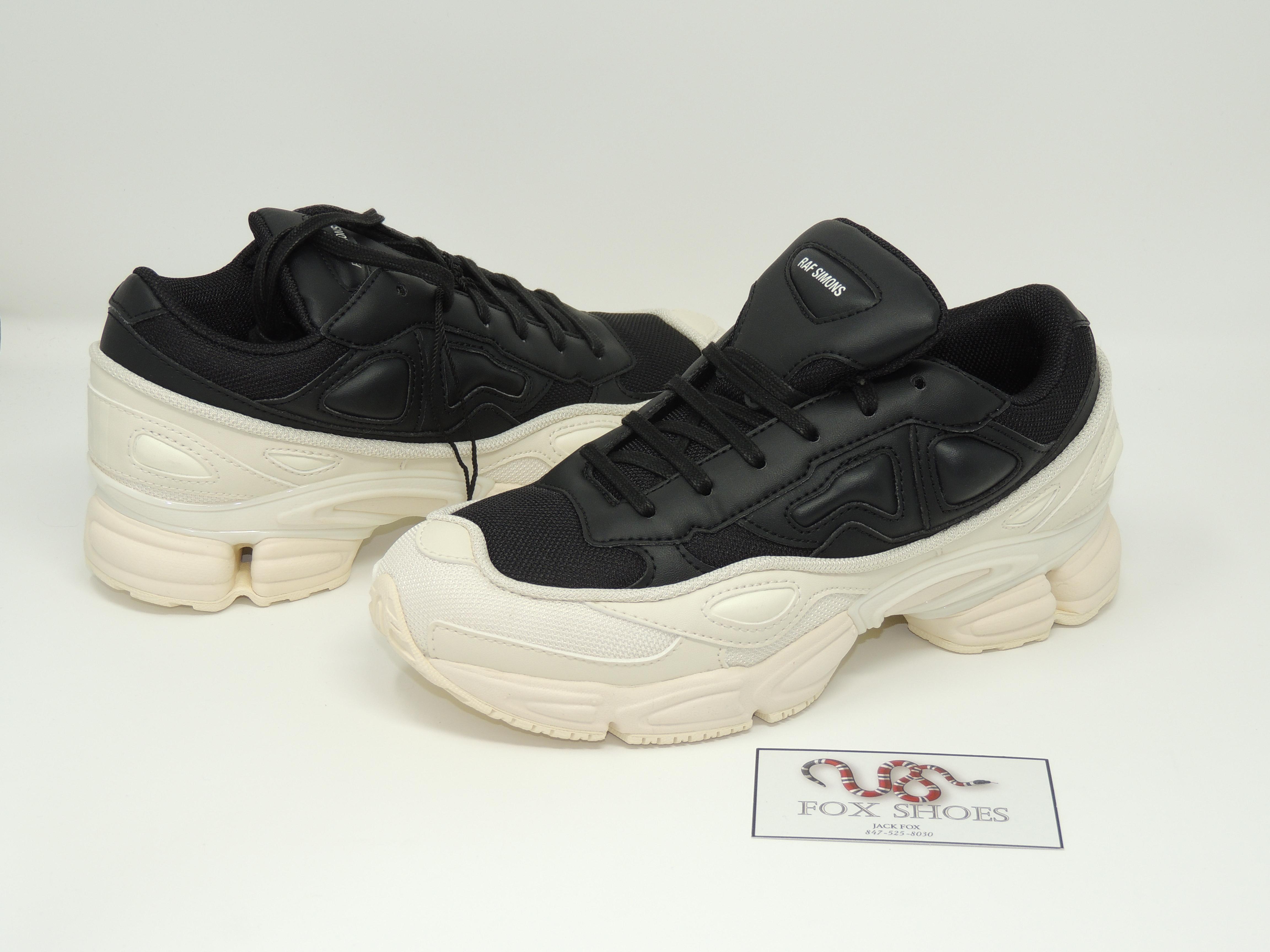 adidas Ozweego Raf Simons OG Black White - Size 8 US