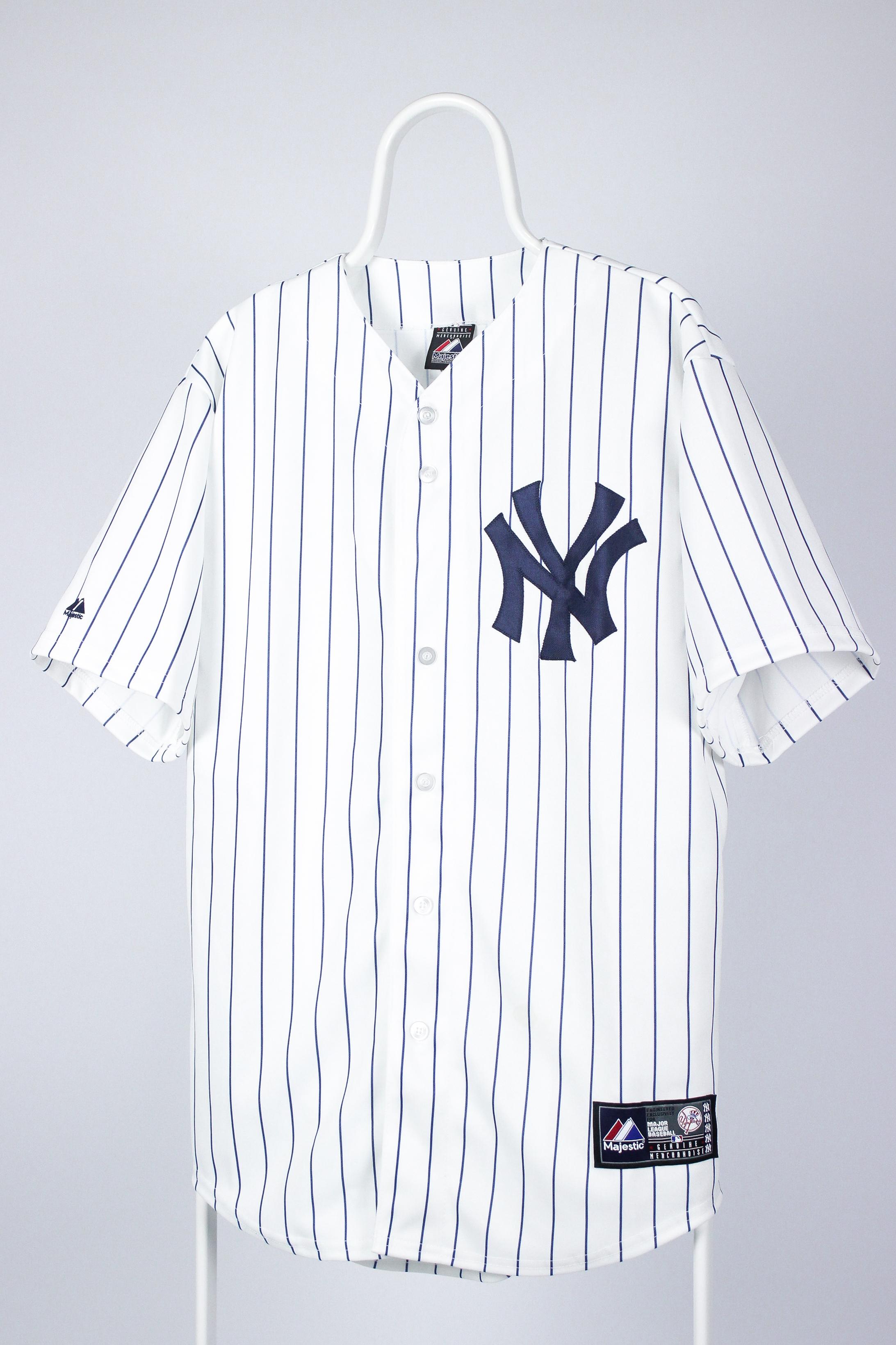 87243dd91c4 Majestic Mens MAJESTIC NY Yankees ICHIRO SUZUKI Baseball Jersey Shirt Size l  - Jerseys for Sale - Grailed