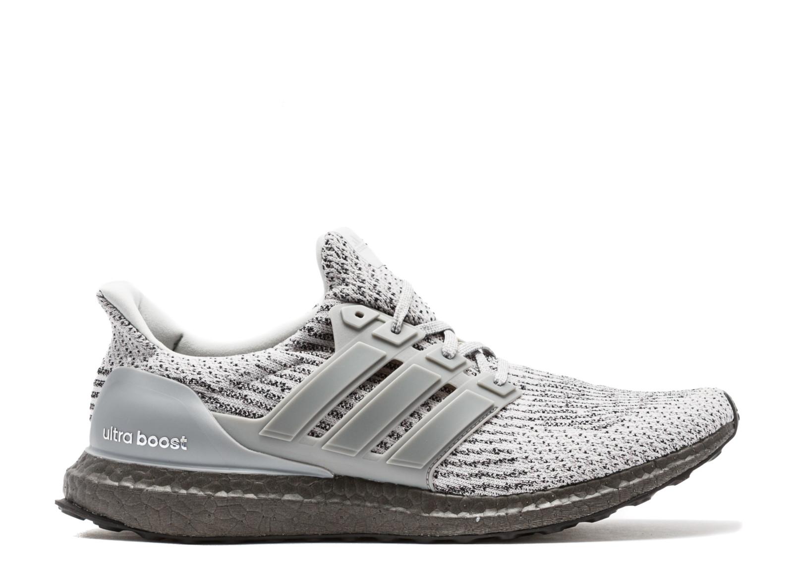 5bad4af6e4427 Adidas ×. Adidas Ultra Boost 3.0 Triple Grey CG3041