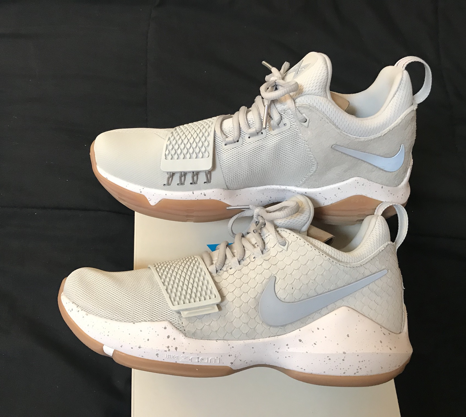 4e9b8270a6c Nike Nike Air Paul George 1 Pg1 Mens Size 9.5 Or 11 Basketball Shoes New Ds!