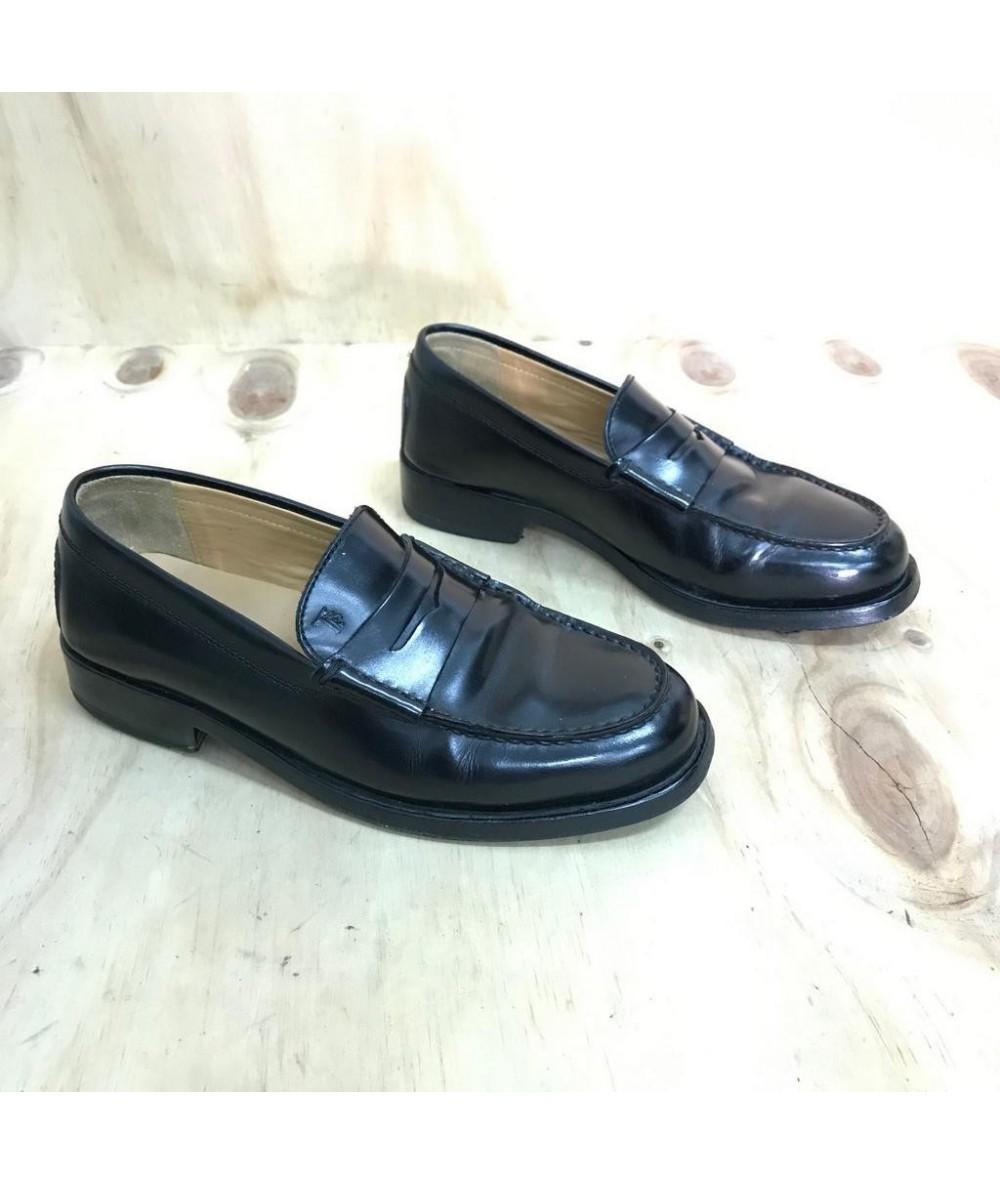 quality design 67120 f16c3 TOD'S Scarpe mocassini uomo tg. 6 pelle col. nero
