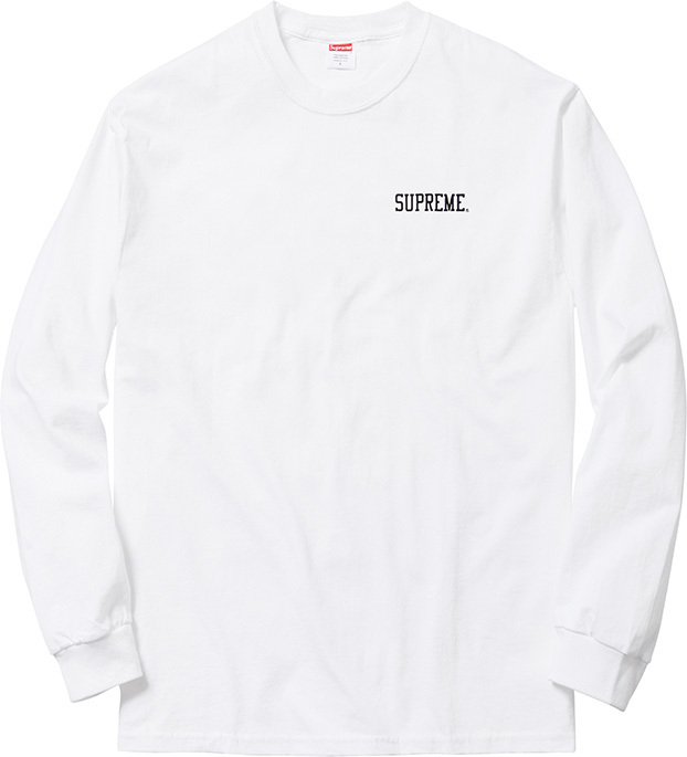 040b895c65d6 Supreme Overfiend Long Sleeve T-shirt | Grailed