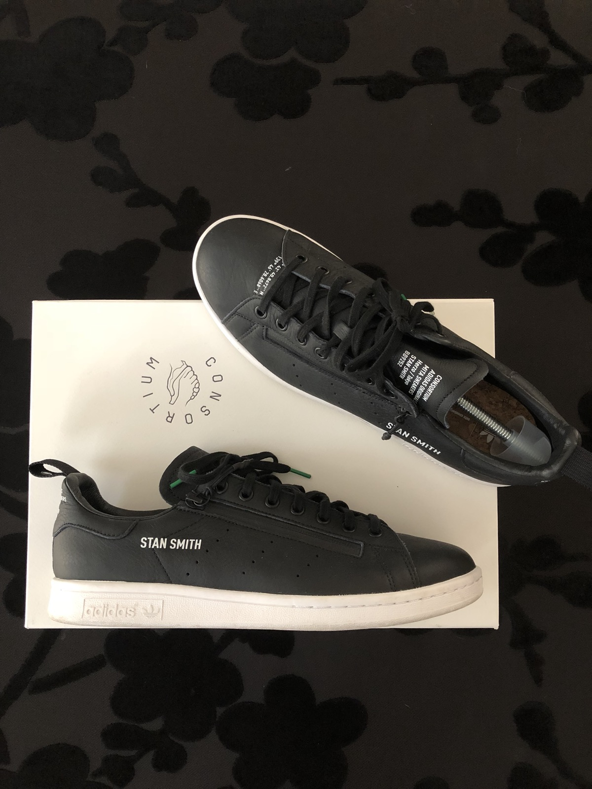 innovative design ff976 96e76 Adidas x Mita Stan Smith