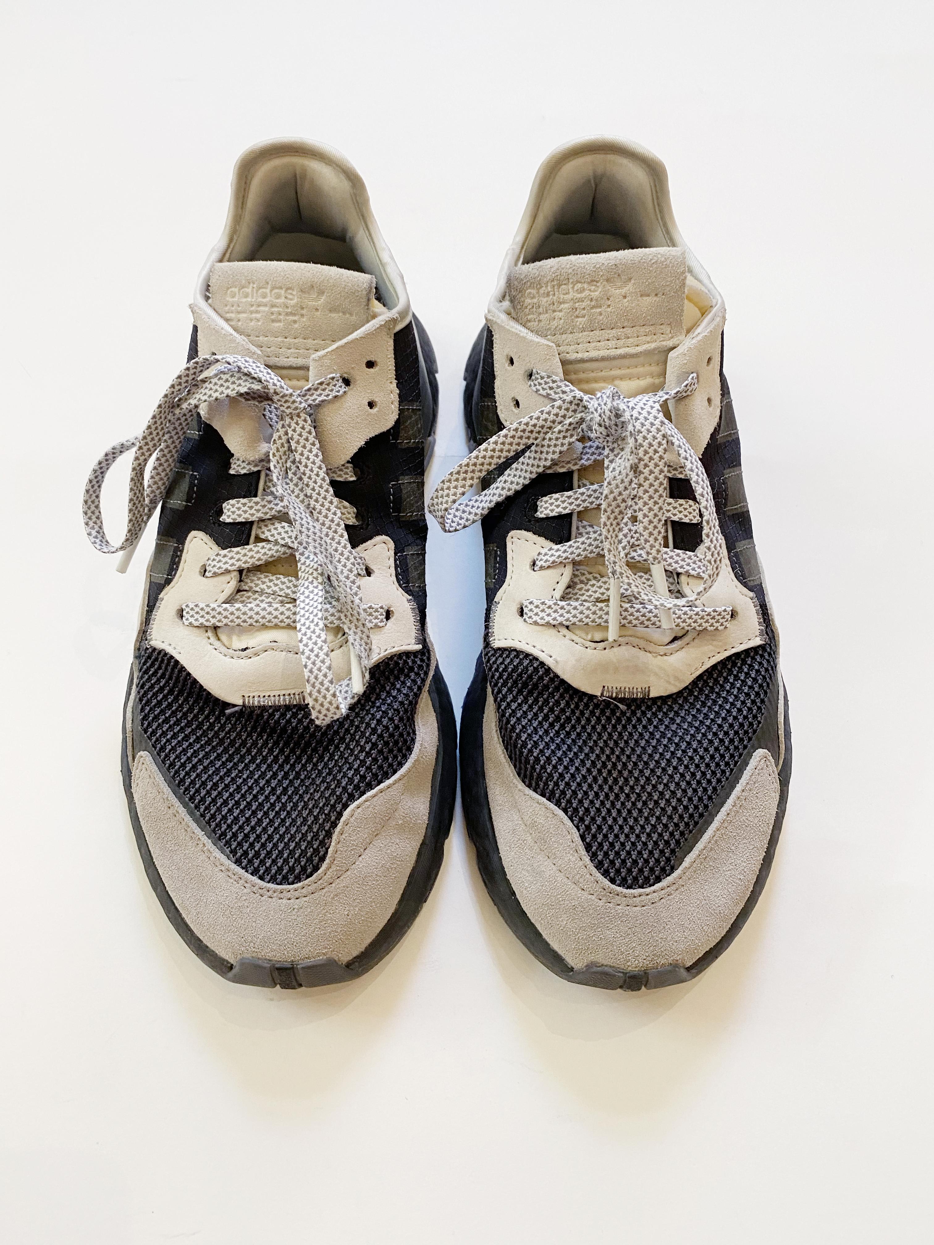 Nite Jogger Grey Pack - Carbon