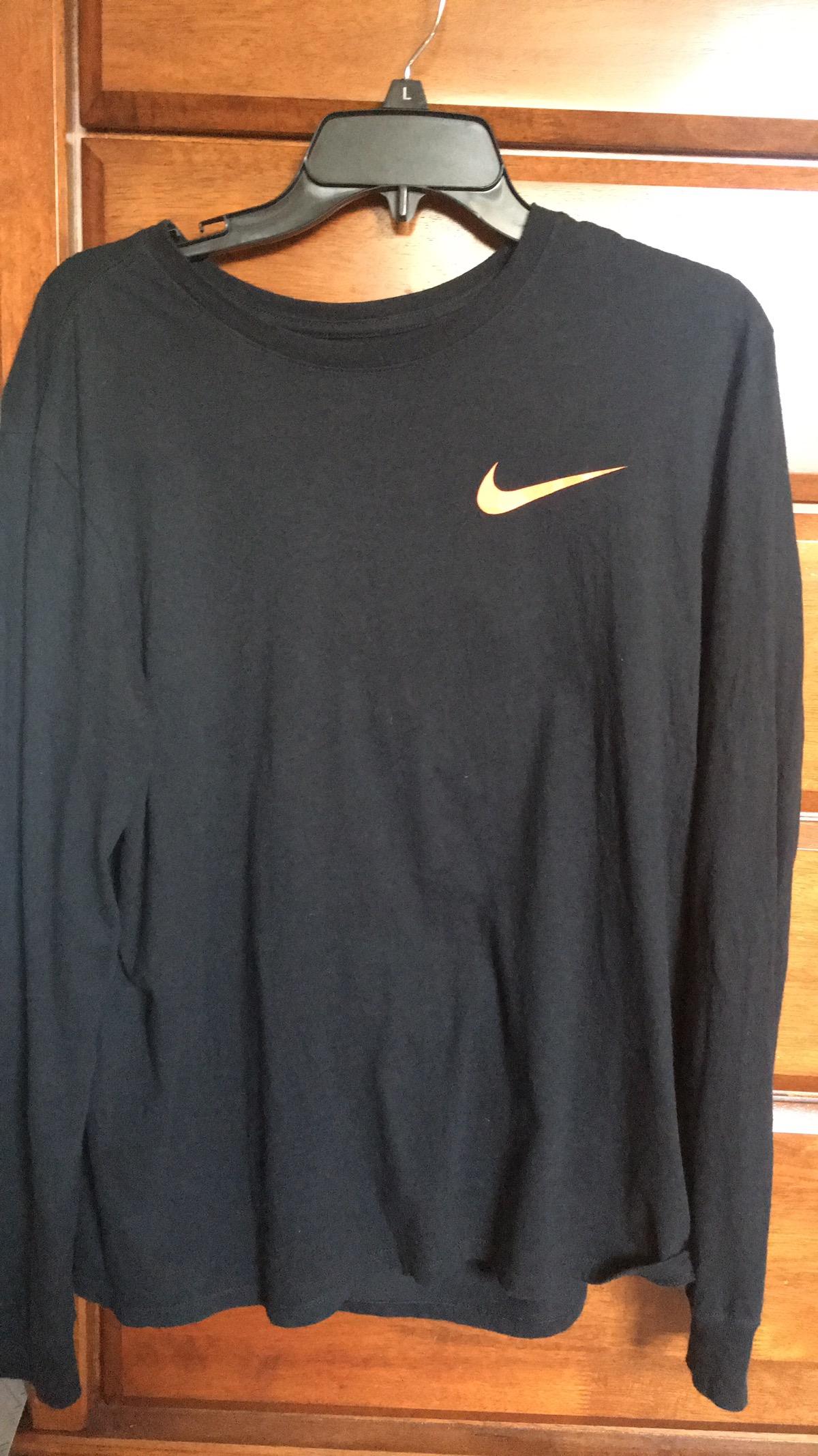 3aec3b1c Nike × Vlone ×. Vlone X Nike Complexcon Long Sleeve. Size: US L / EU 52-54  ...