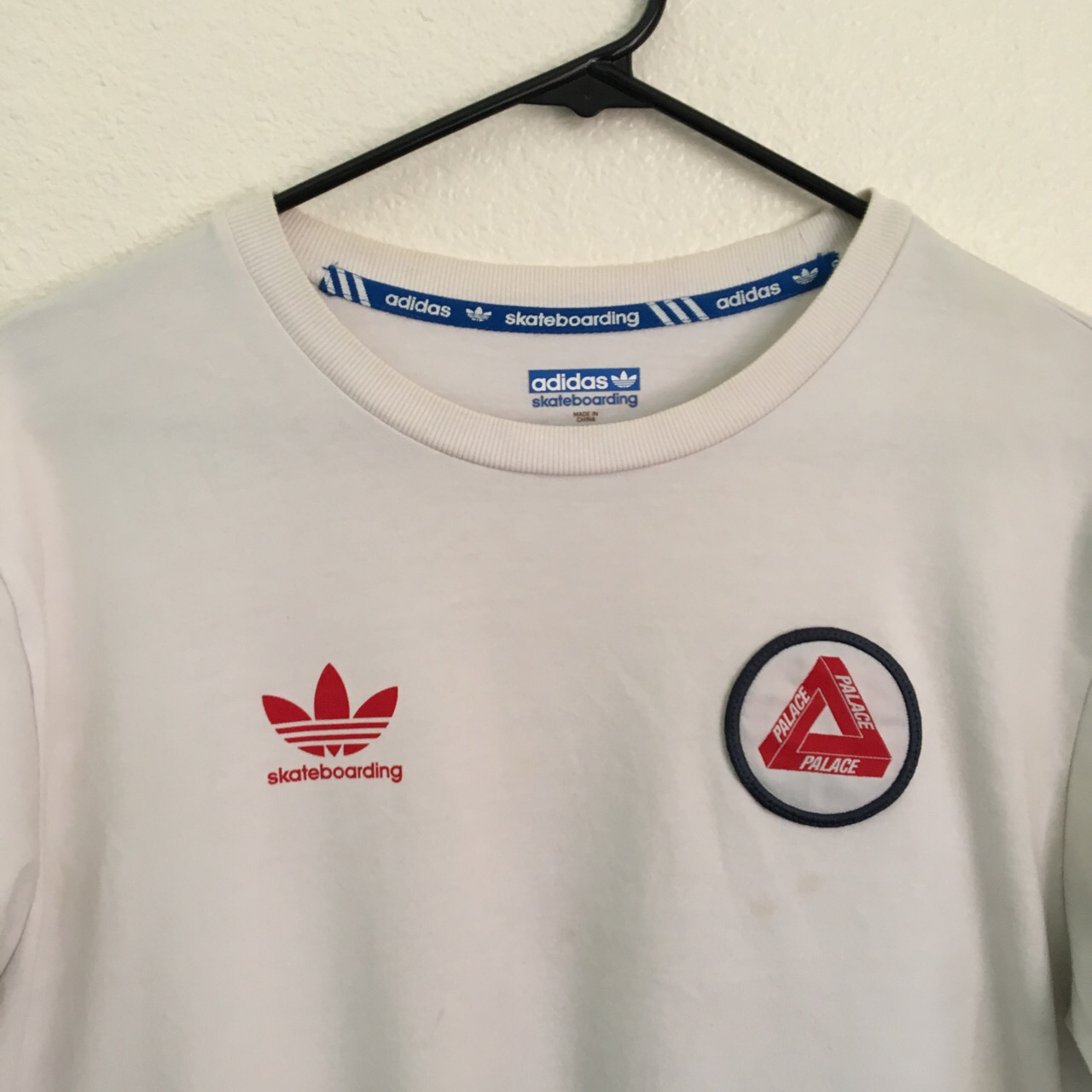 Adidas Adidas X Palace Fairfax Long Sleeve Grailed  Grailed
