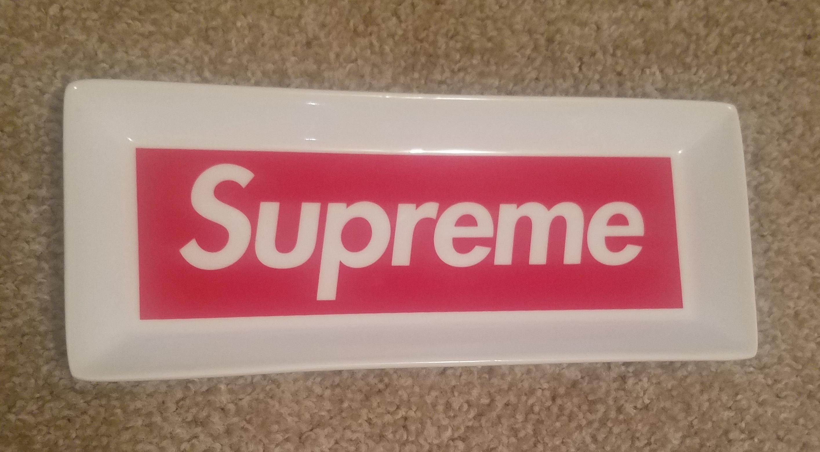 Supreme Supreme Rolling Tray 2014 | Grailed