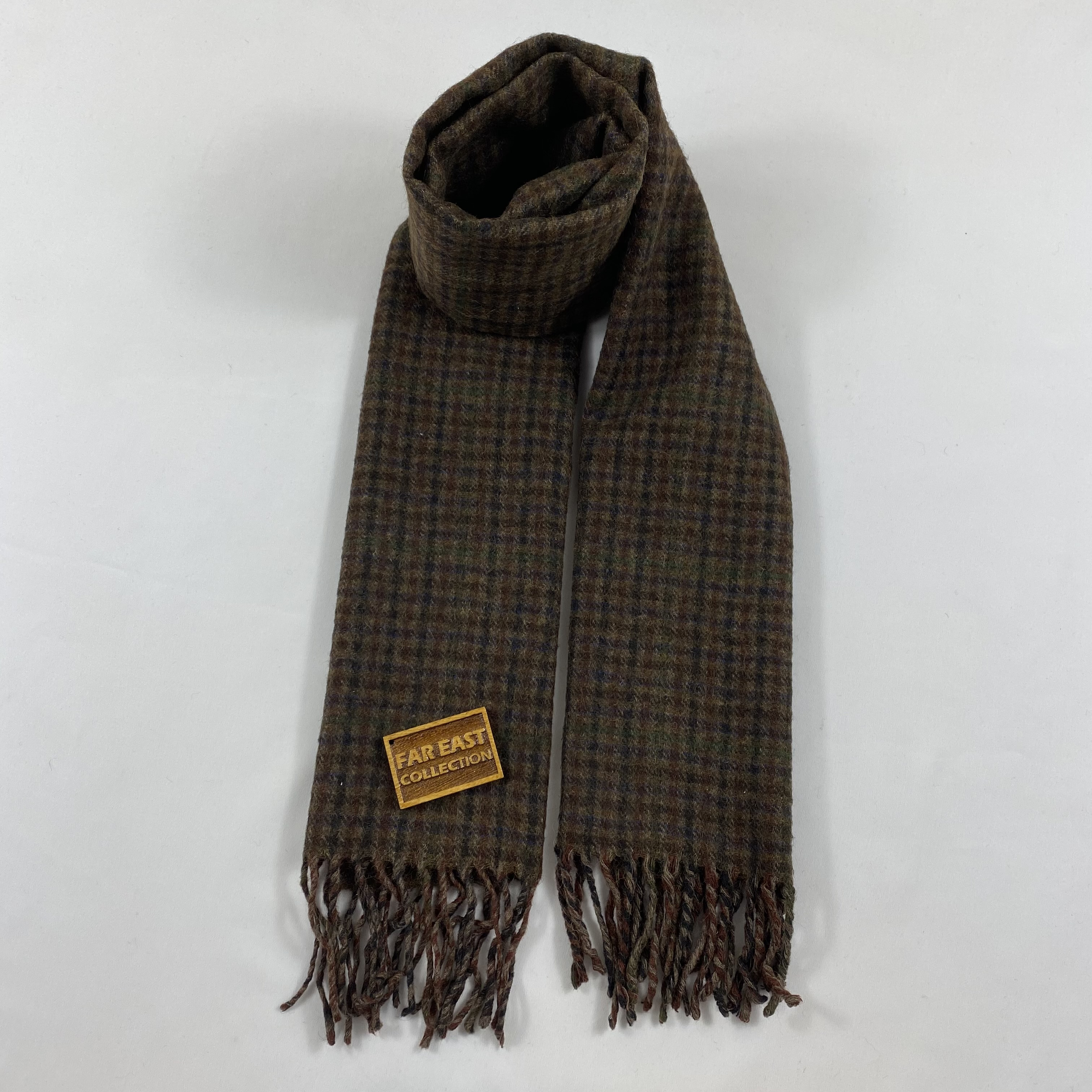 Brooks Brothers Brooks Brothers Scarf Muffler Wool Cashmere Grailed