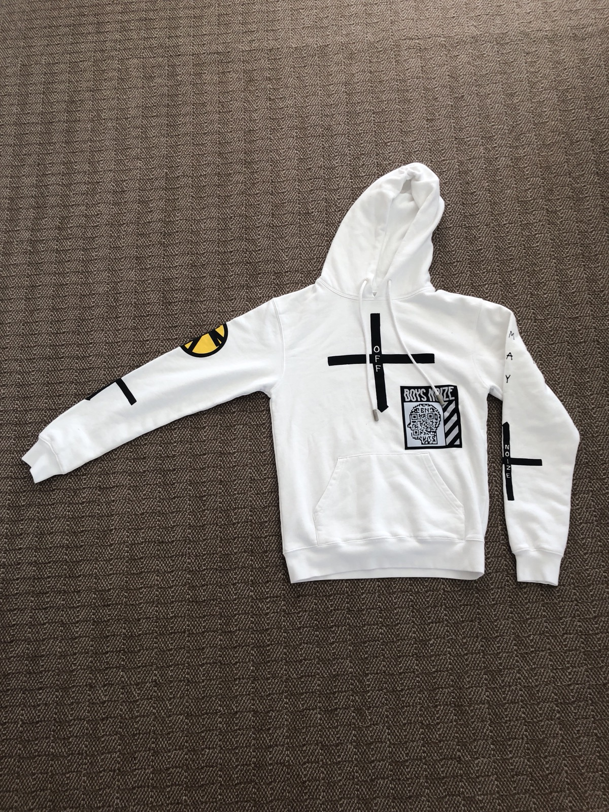 Boys Noize Hoodie Small