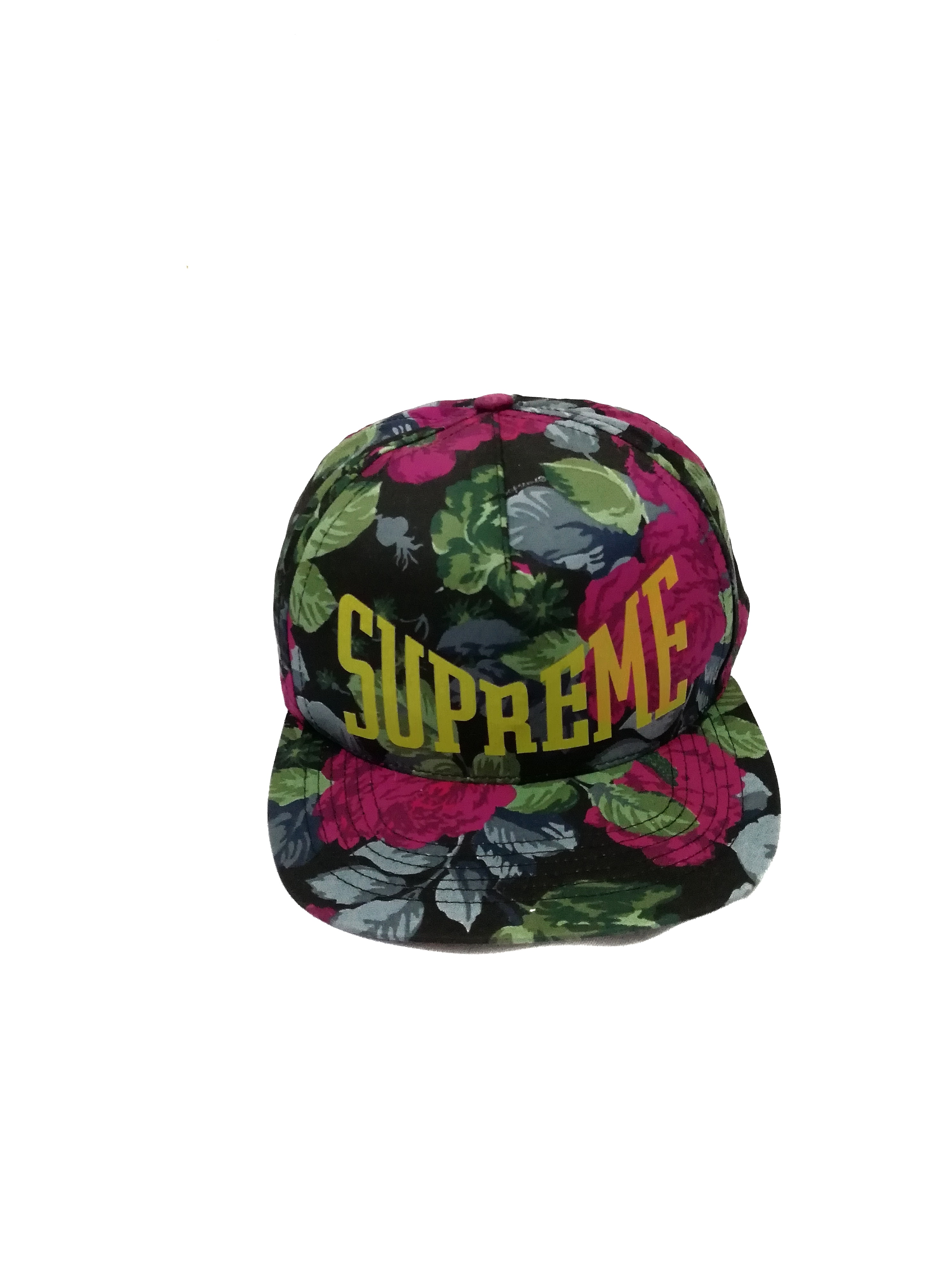 Supreme Supreme Floral Snapback Size one size - Hats for Sale - Grailed 519f9591d99