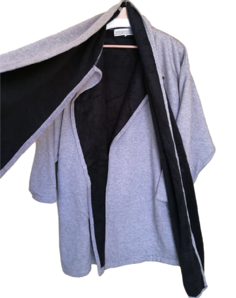 Vintage Norma Kamali Cardigan Nice Design PlainVintage men clothingVintage jumper