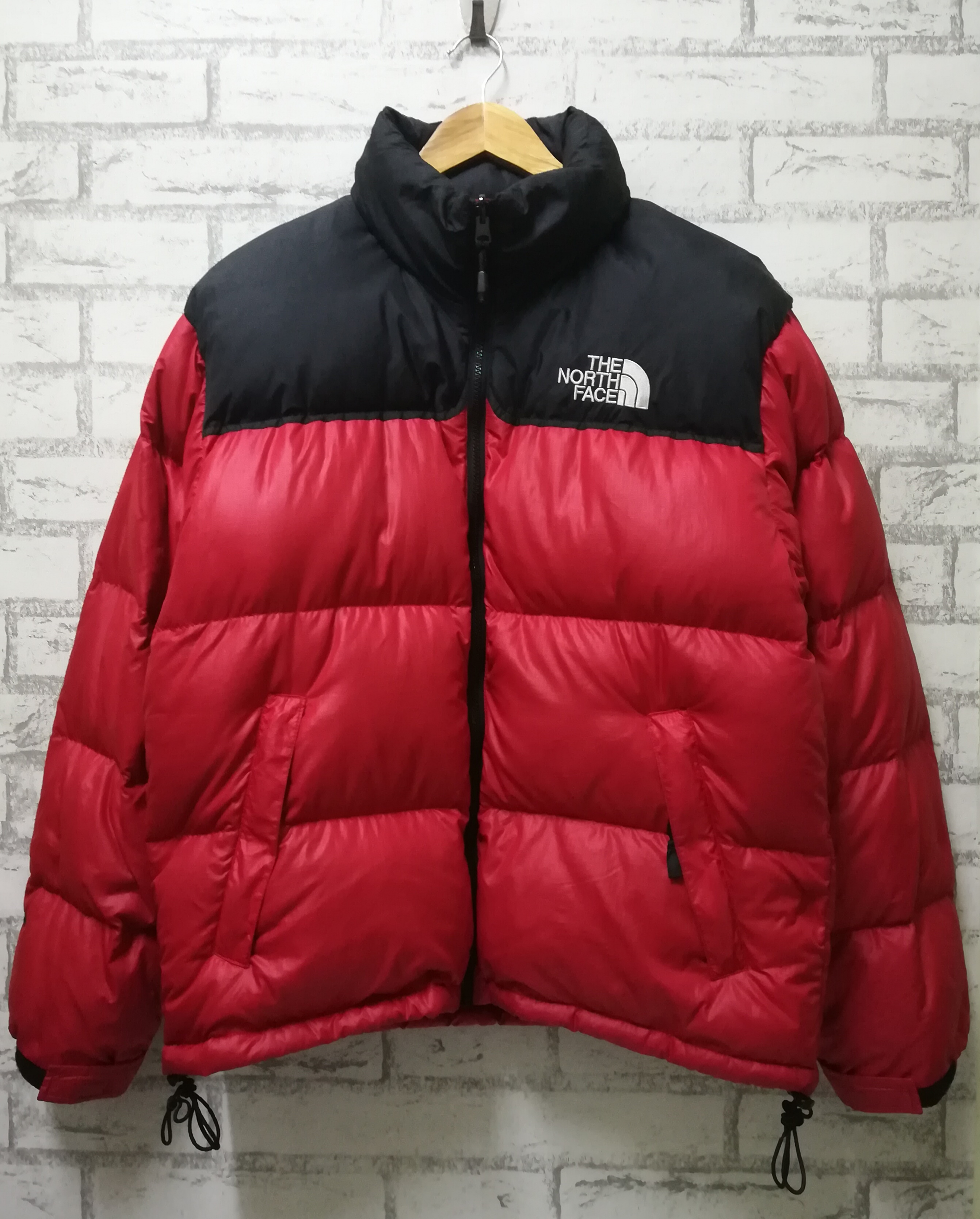 078f032780 The North Face. 🚨 Final Drop 🚨 The North Face Nuptse 700 Goose Down Puffer  Red Black ...