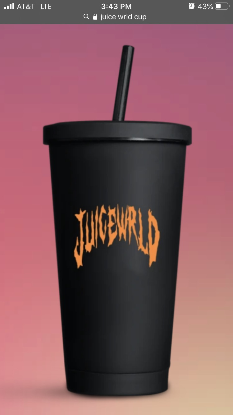 Limited Juice Wrld X Vlone Coffee Mug