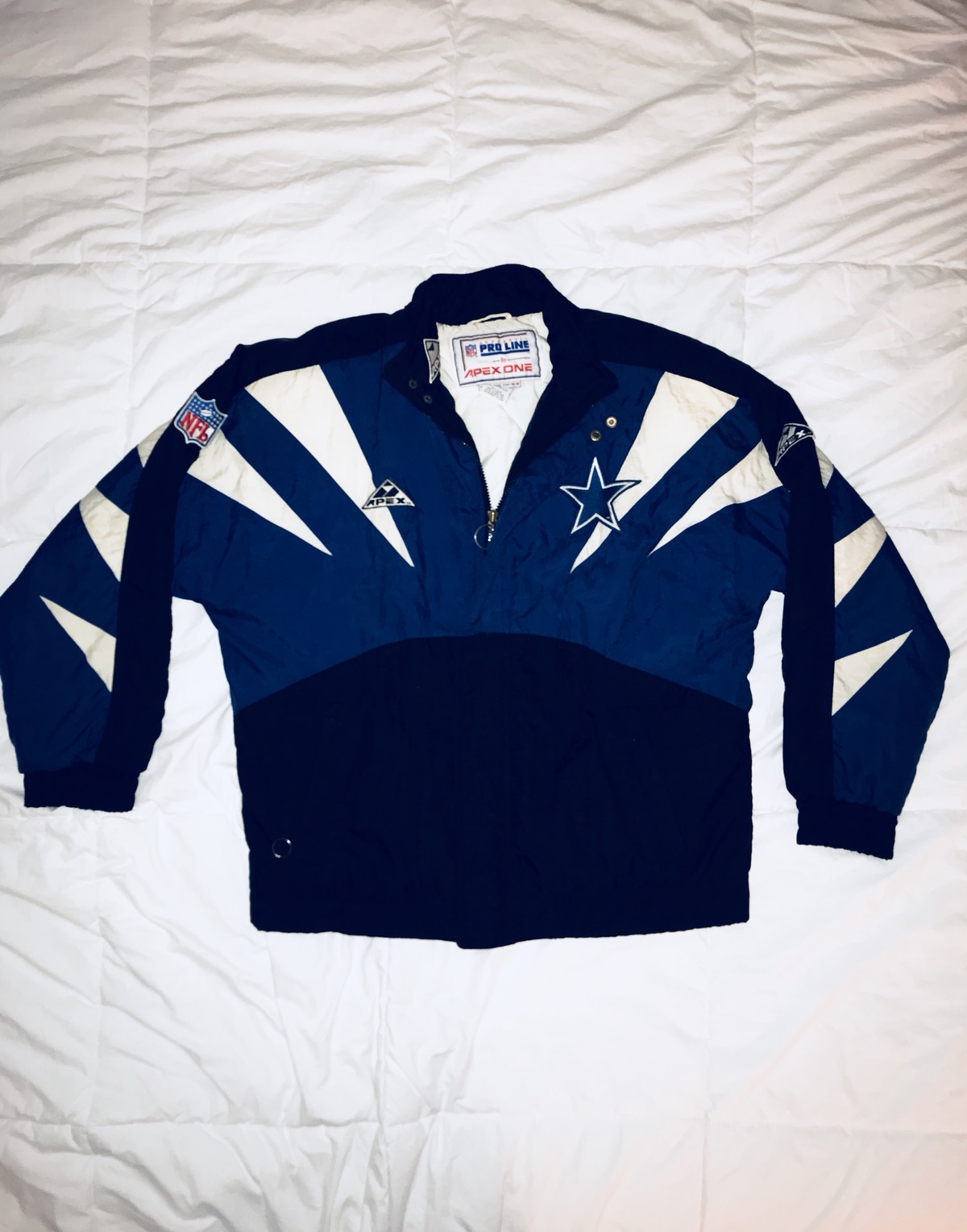quality design abe2c b3bdb Vintage Dallas Cowboys Jacket