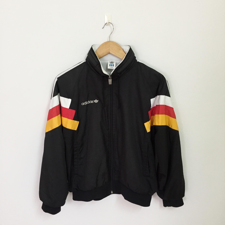 Vintage Adidas Sweatshirt Germany Size M   Retro outfits