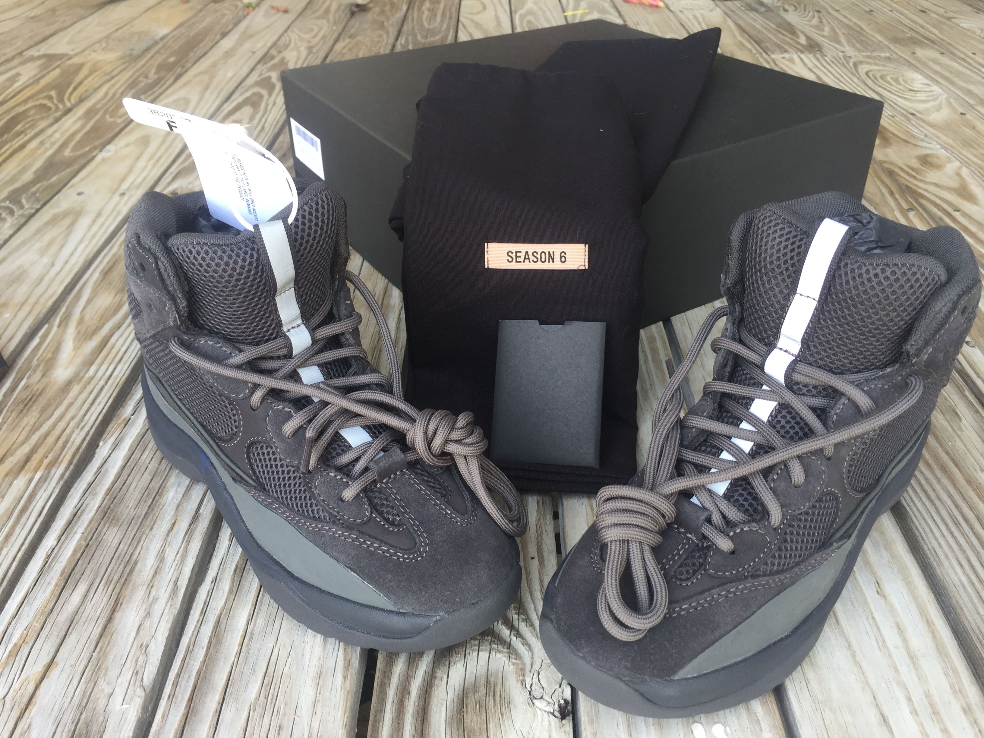 4106c070b Yeezy Season Desert Rat Boot Size 7 - Boots for Sale - Grailed