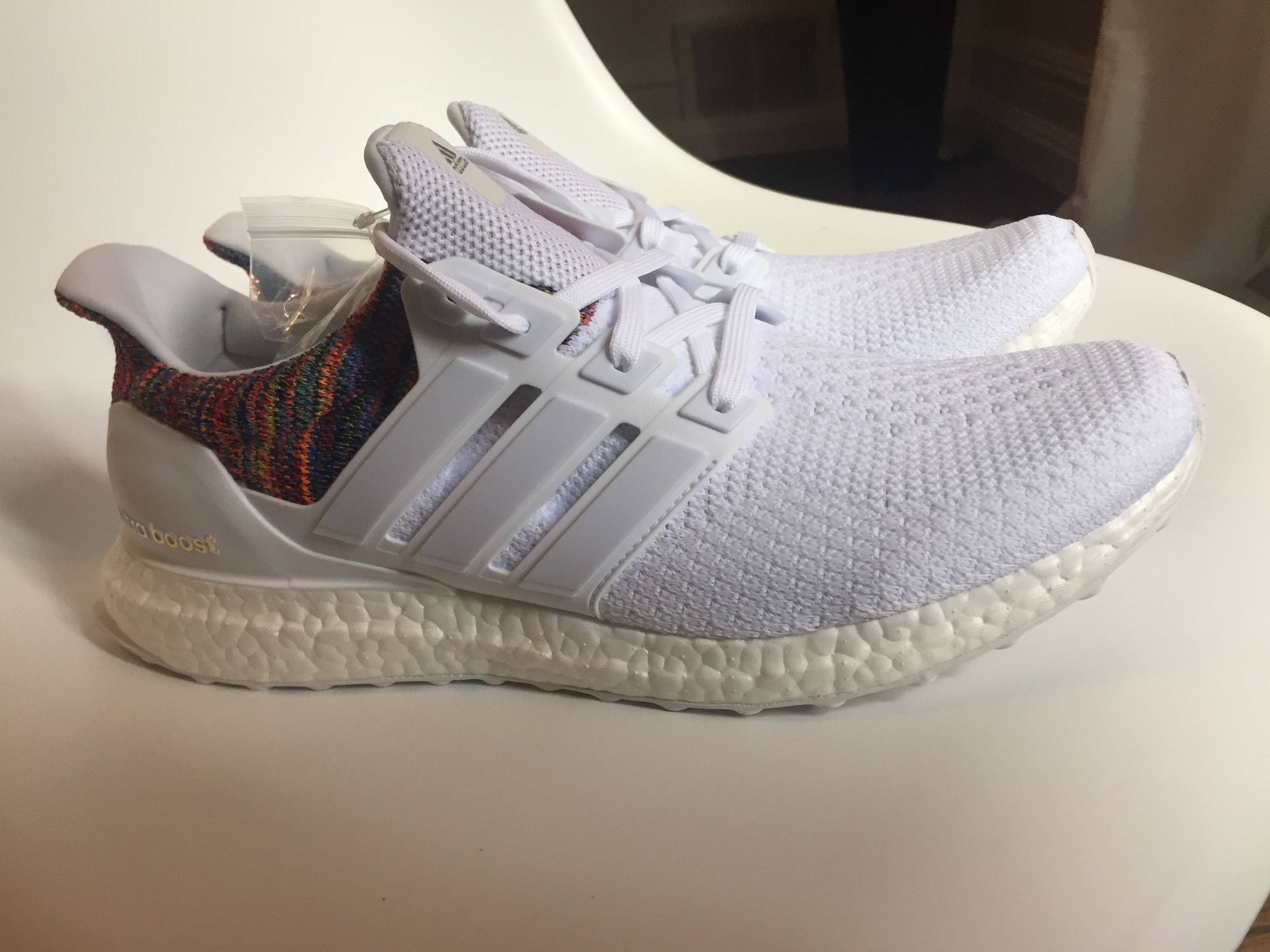 09bec636a2ddb Adidas Mi Adidas Ultra Boost Rainbow Size 11 - Low-Top Sneakers for ...