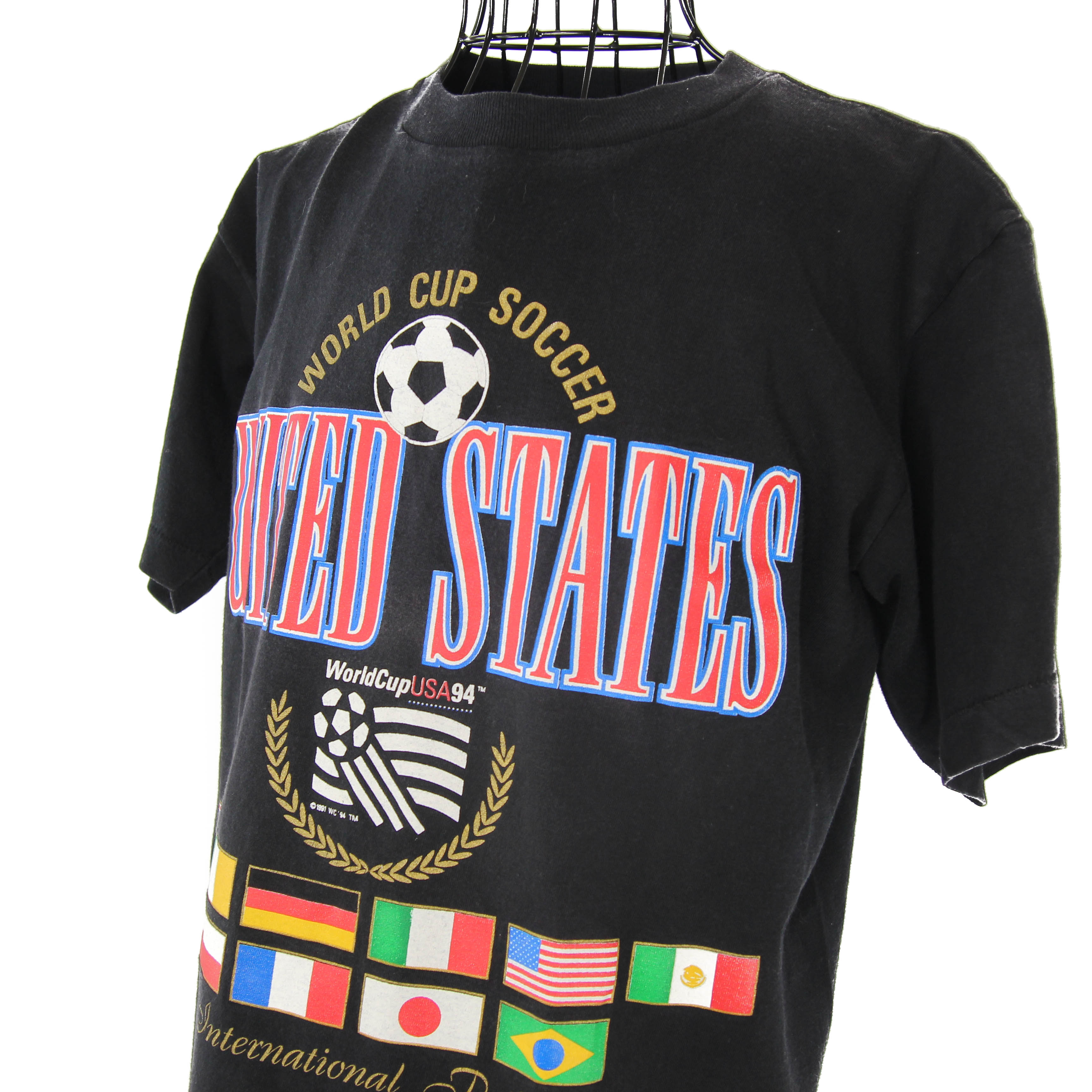 d2f0141c7ed Vintage 1994 World Cup Soccer Graphic T | Grailed