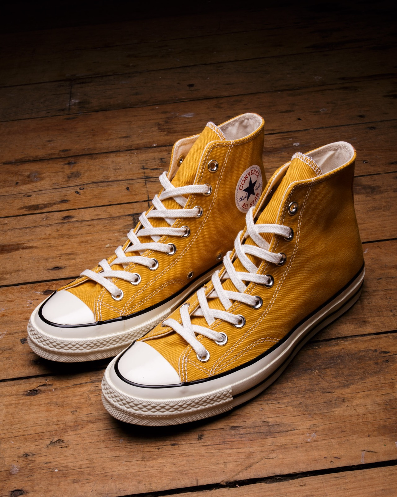 aea1a147bbe Converse First String Chuck Taylor All Star 1970s - Sunflower Size ...