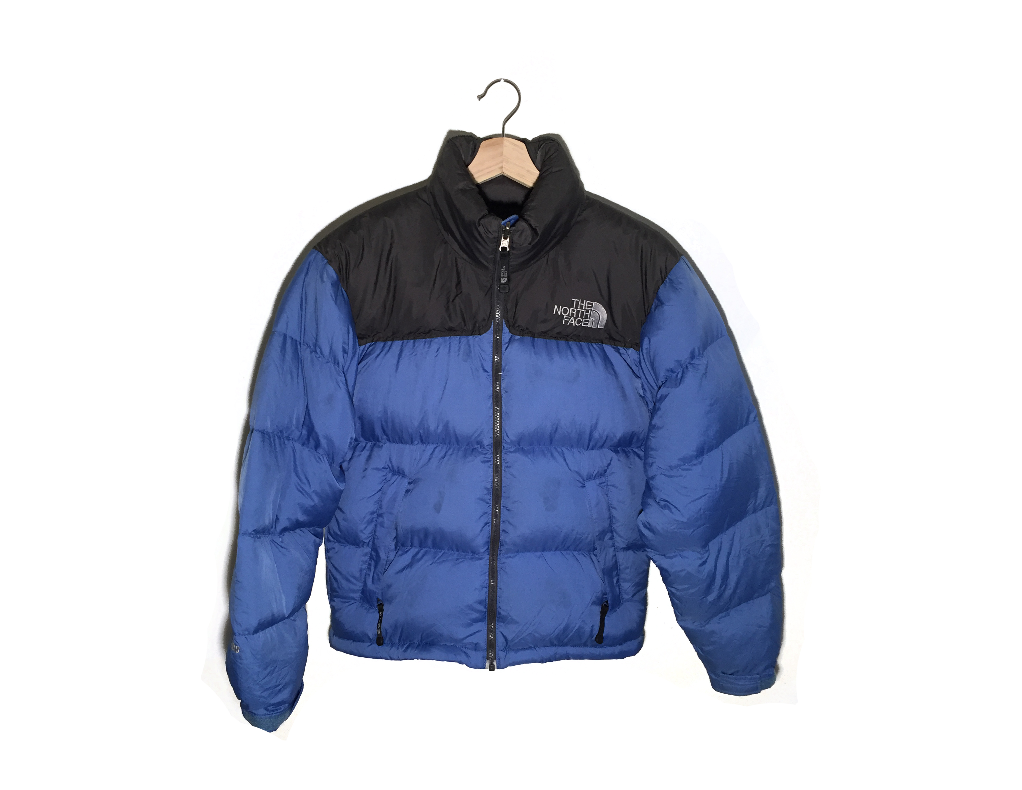 The North Face The North Face puffer jacket Blue from Farfetch:Linkshare:Affiliate:CPA:US:US | more