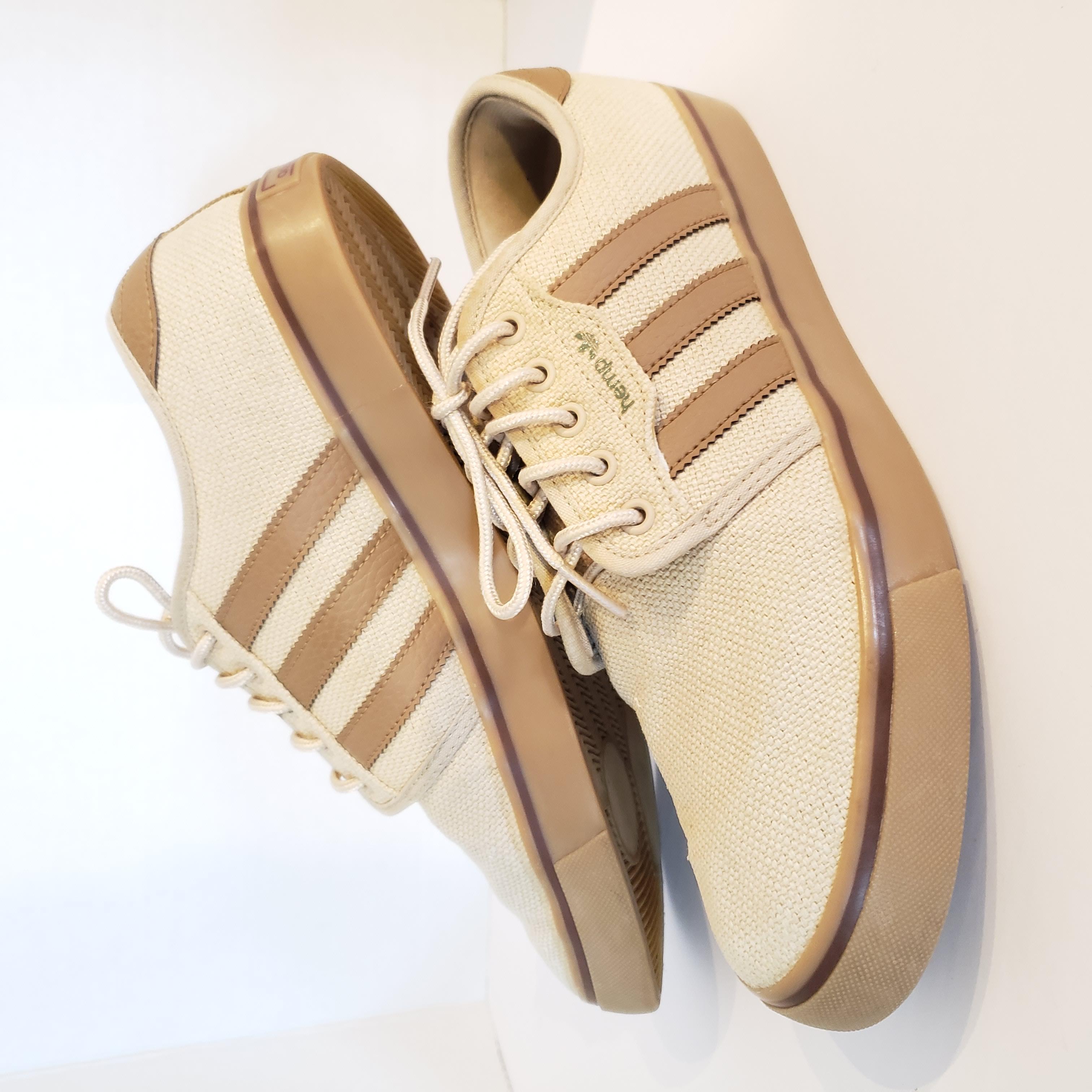 adidas hemp skate shoes