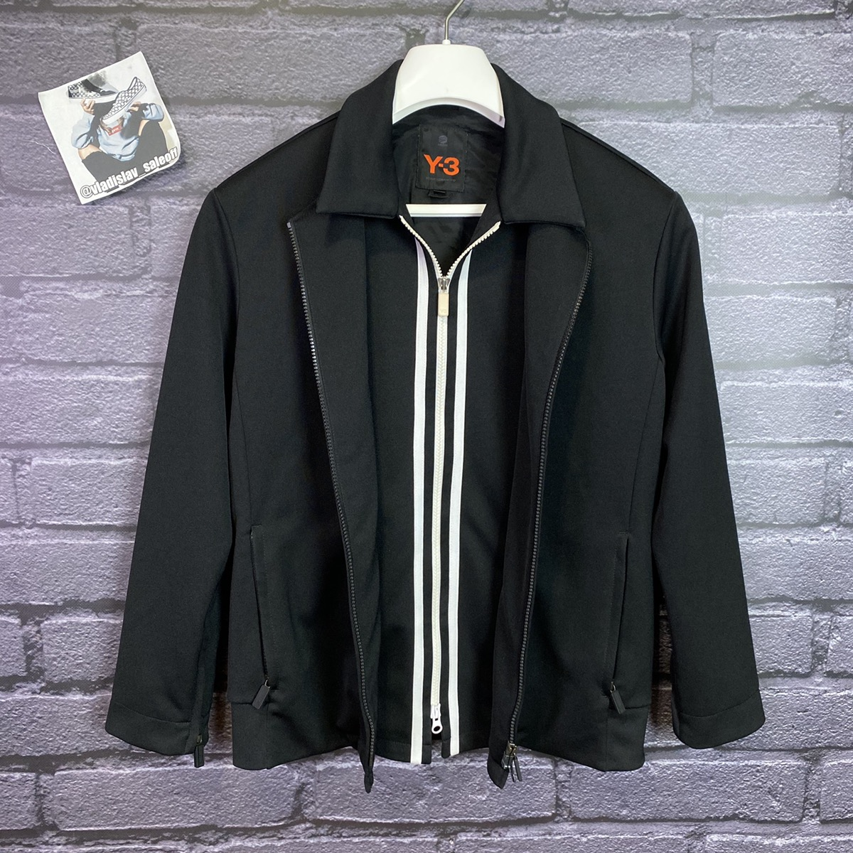 Adidas Ds Adidas Y3 Yohji Yamamoto 05 05 Light Jacket Streetwear Grailed