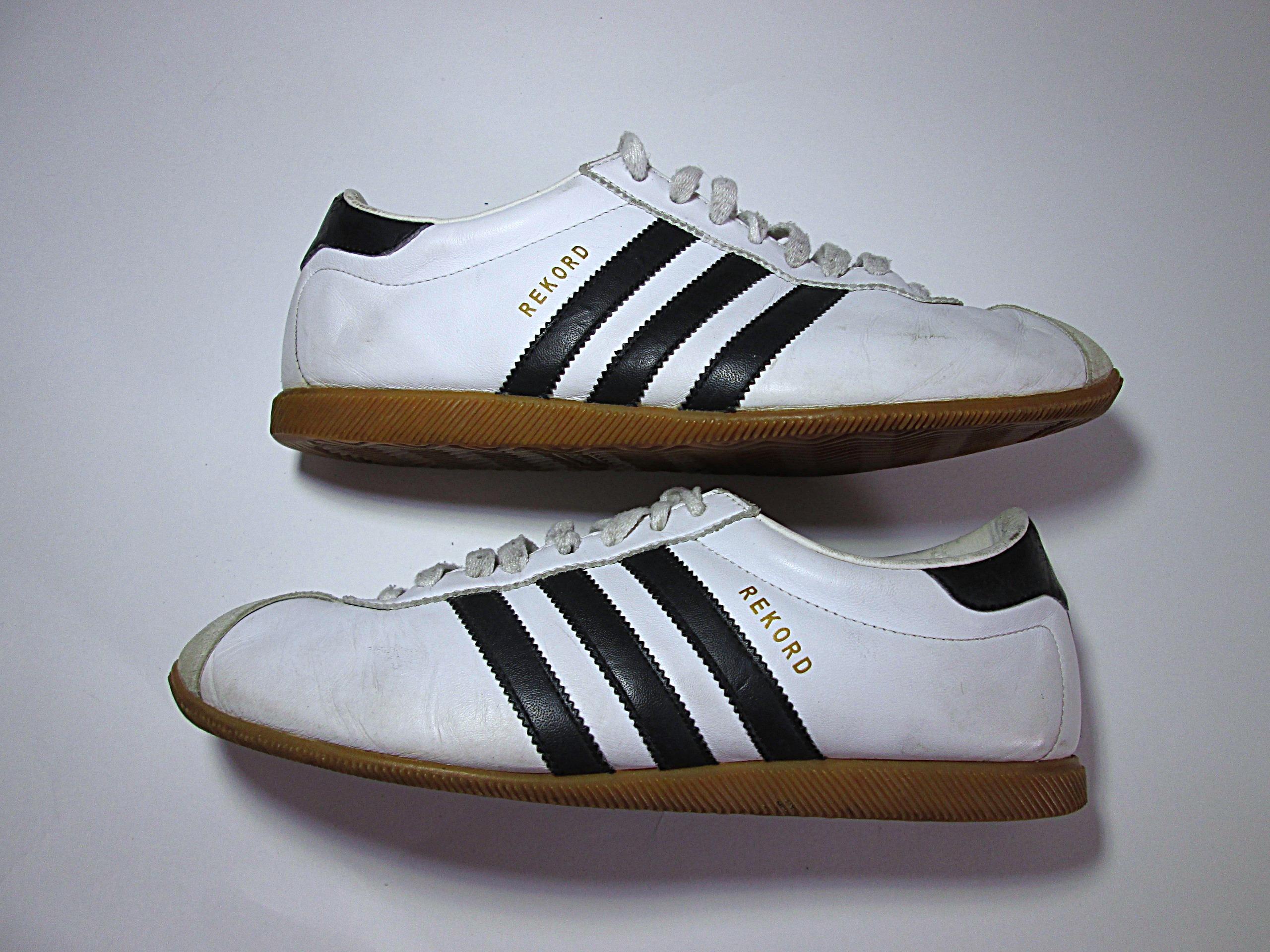 Los Angeles 68017 432bd Adidas Rekord Vintage