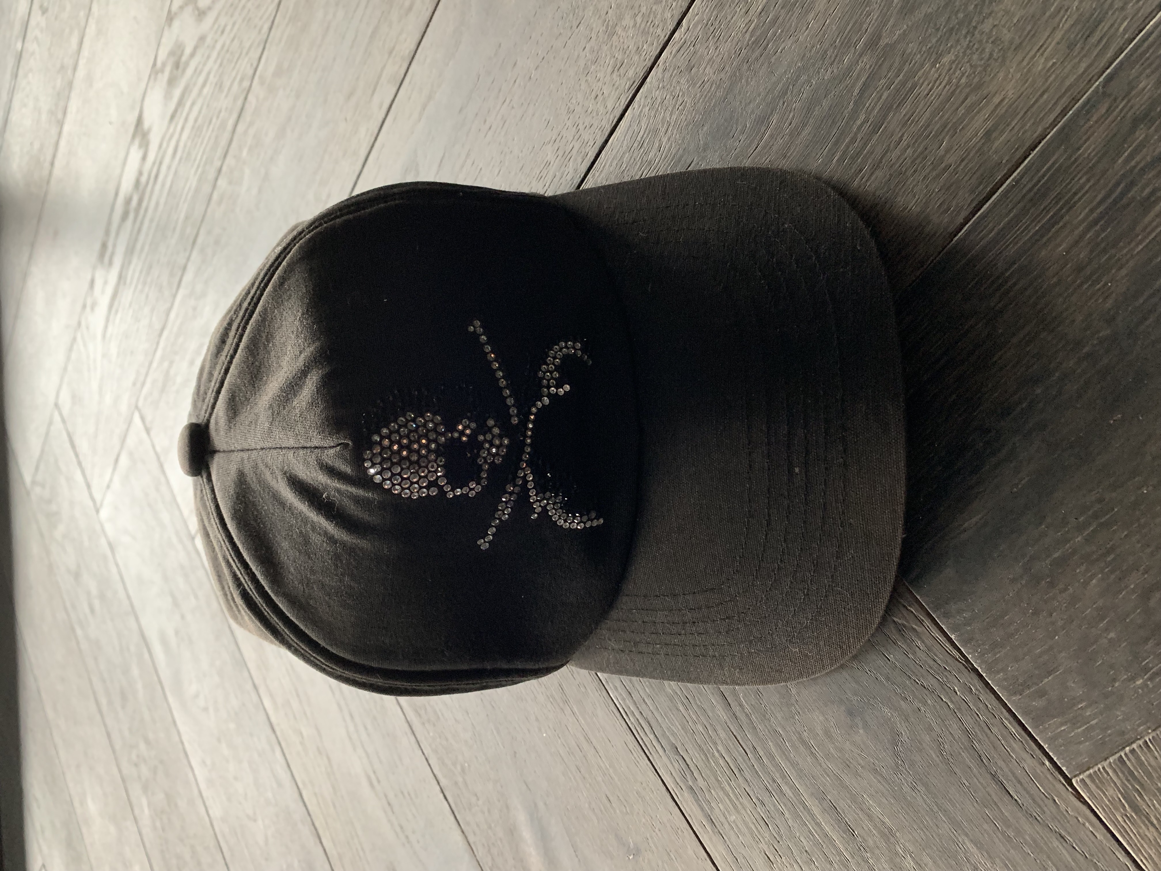 f672e176e48 Mastermind Japan Crystal Skull Guns Trucker Cap Size one size - Hats for  Sale - Grailed