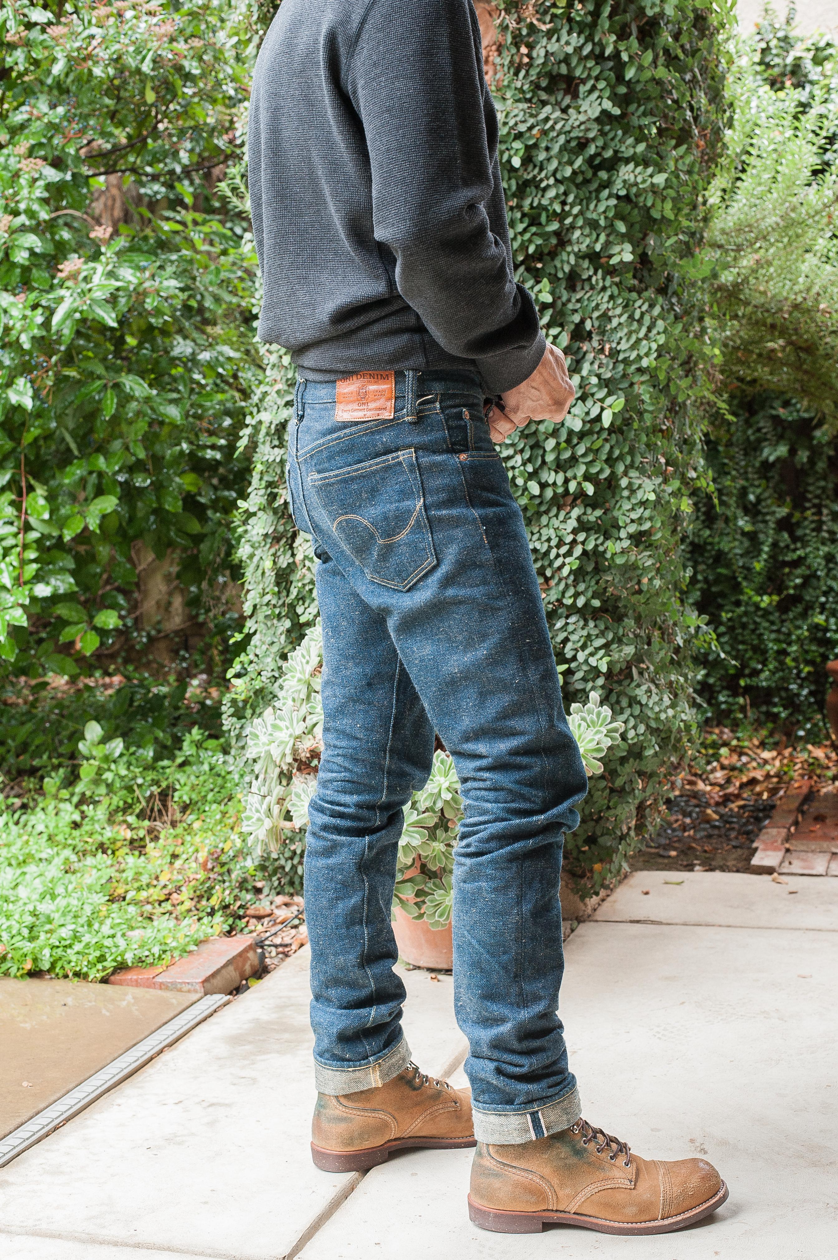 f491c5a4 Oni Oni Secret Denim 506zr Jeans 29w Tag, 31 Actual, 35l 20oz, Fades ...
