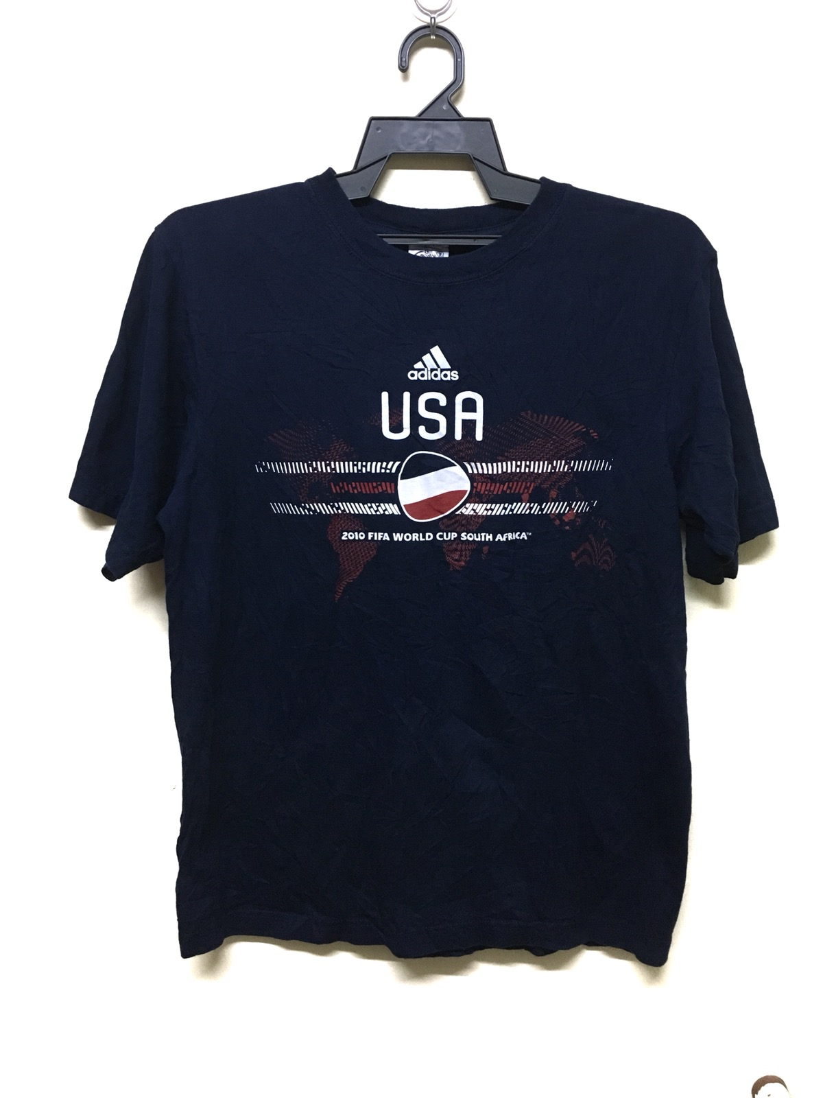 5c0db1cad Adidas South Afrika World Cup Fifa 2010 Size l - Short Sleeve T-Shirts for  Sale - Grailed