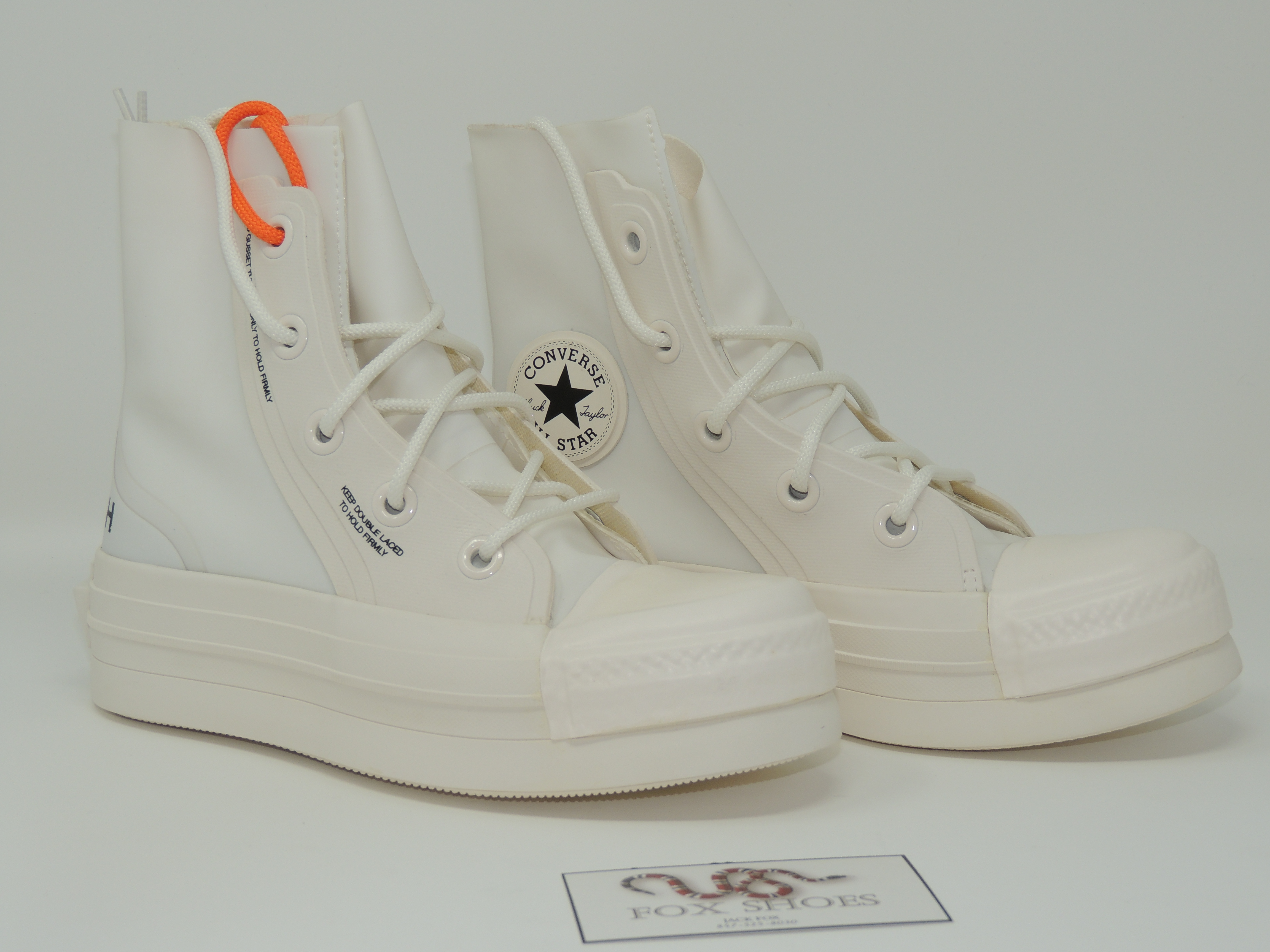 Converse Chuck Taylor All-Star 70s Hi Ambush White