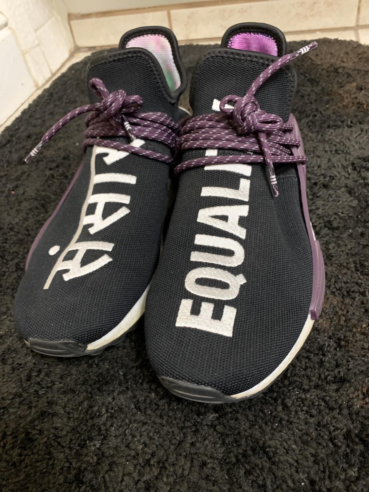 Adidas Pharrell Nmd Human Race Holi Grailed