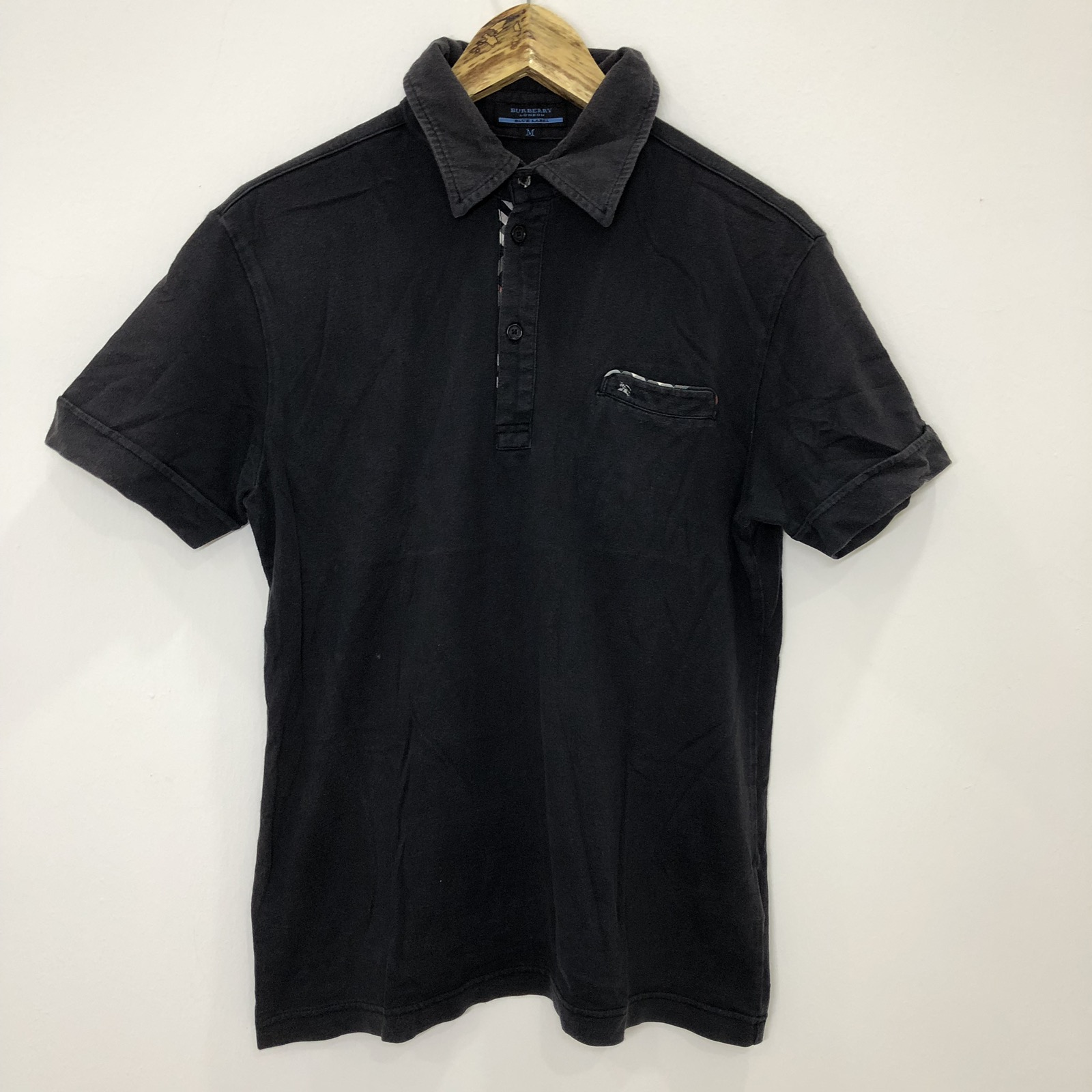 Burberry Burberry Blue Label Polo Shirt Size M Polos For Sale