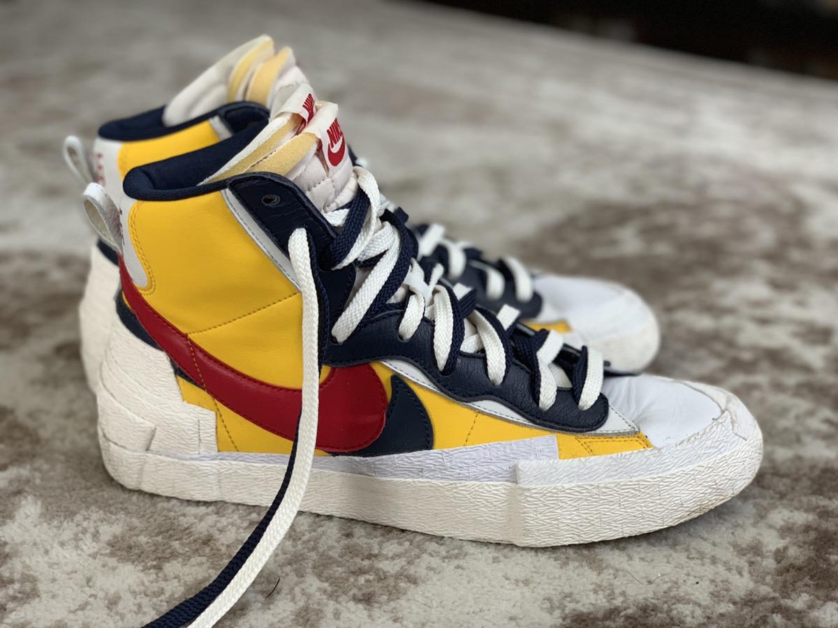 Nike Sacai Blazer