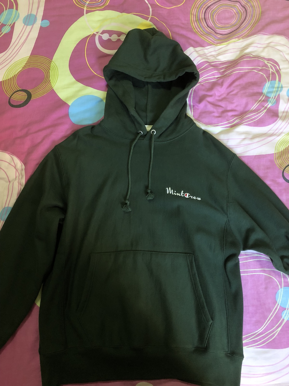 a6f8304a9197 Champion Mintcrew x Champion Reverse Weave Hoodie Size m - Sweatshirts    Hoodies for Sale - Grailed