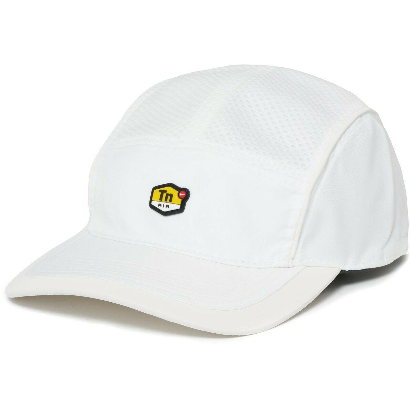 Nike Aerobill AW84 Reflective TN Running Cap Hat White 913012-100