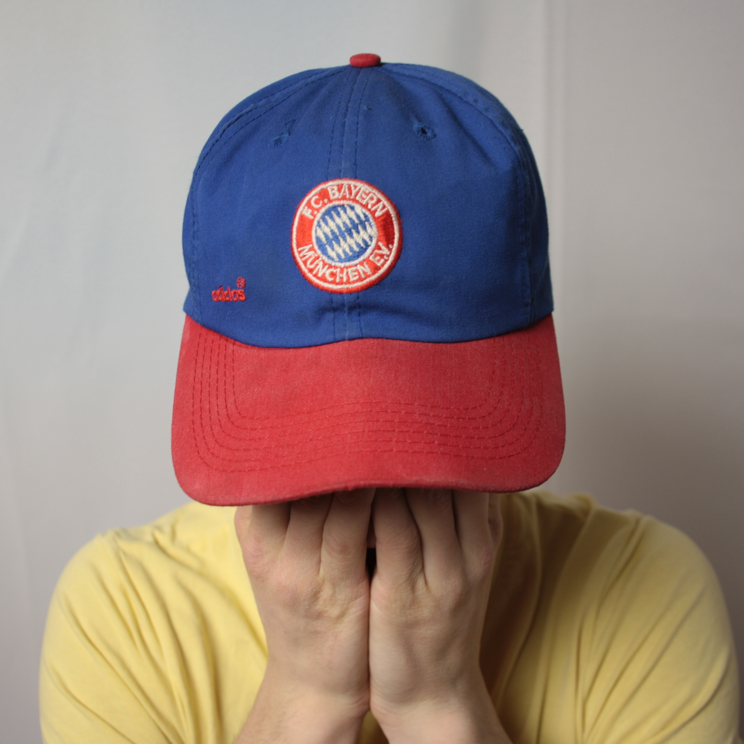 FCB Bayern M/ünchen Retro Cap