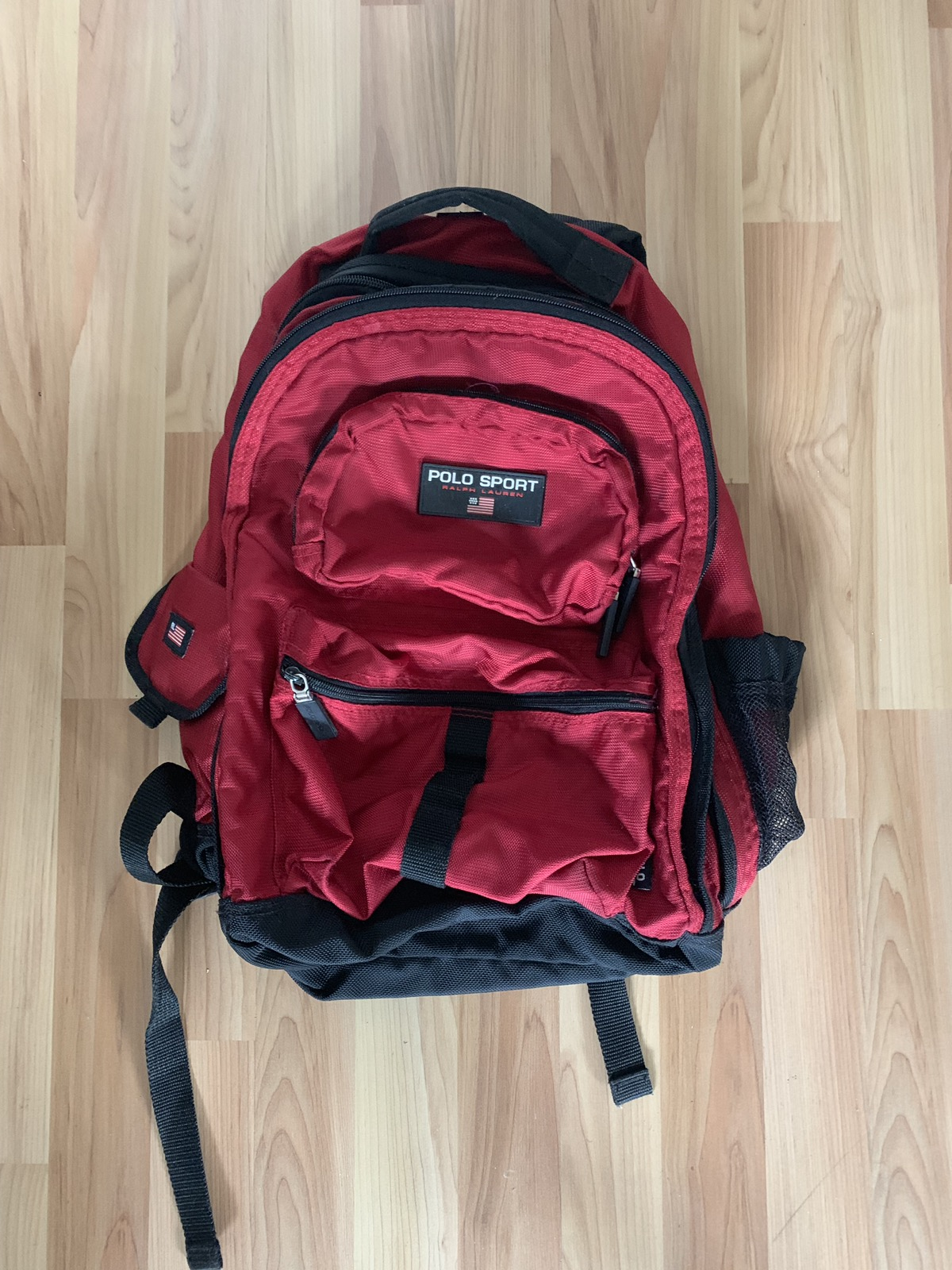 e4a795707 Polo Sport Backpack Red | Building Materials Bargain Center