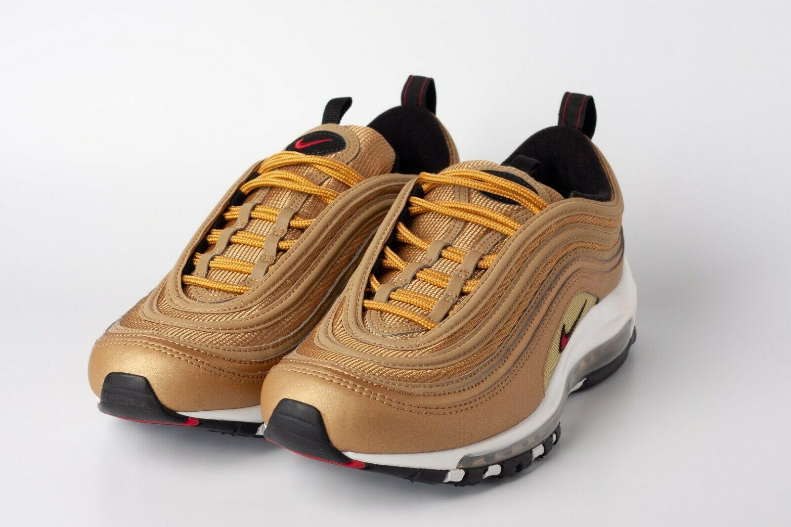 Nike Air Max 97 Og Qs Herren Gold 884421 700