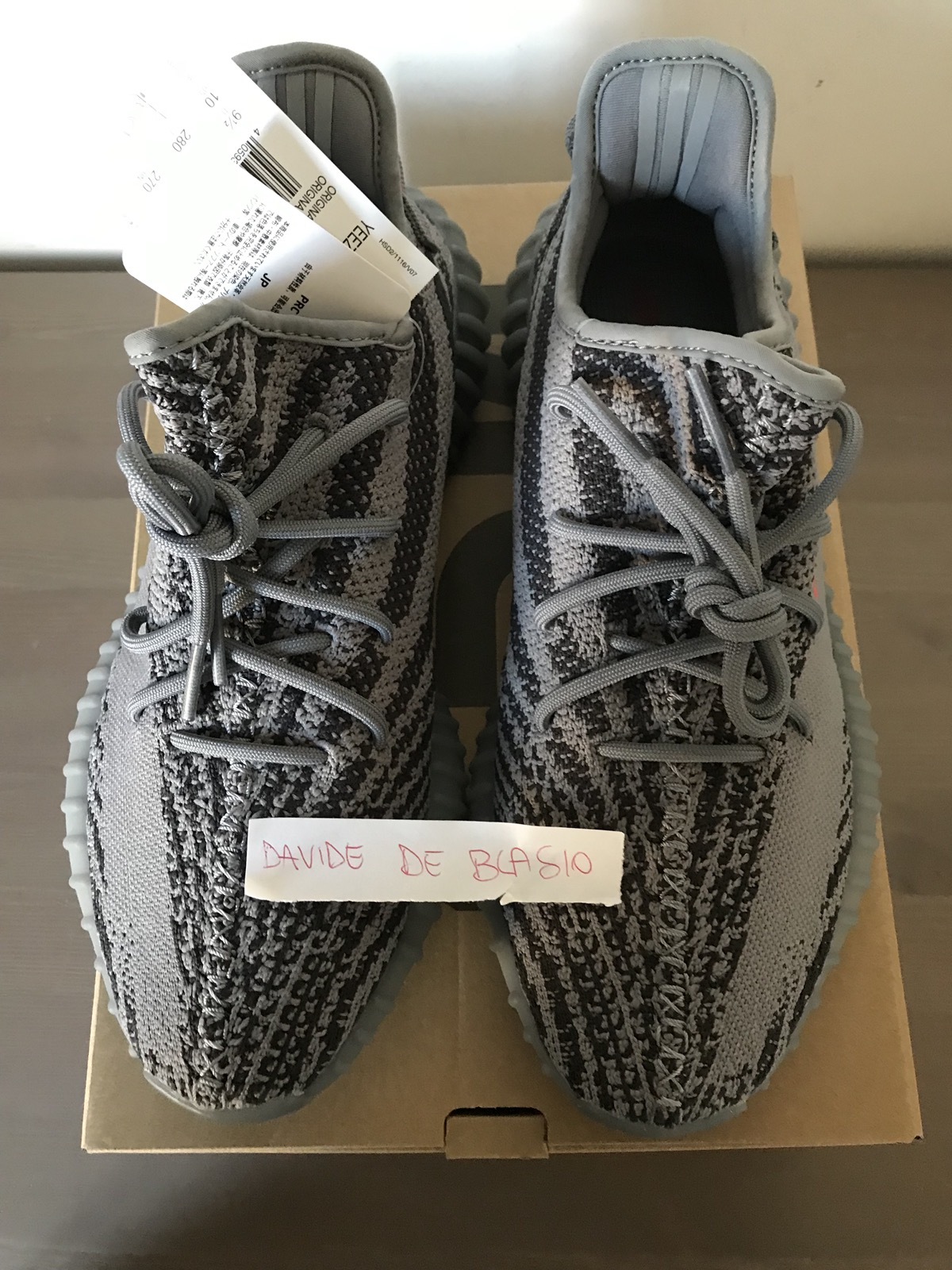 bd4a6ae16e2 Adidas Adidas Yeezy Boost 350 V2 Beluga 2.0 New Ds Steal
