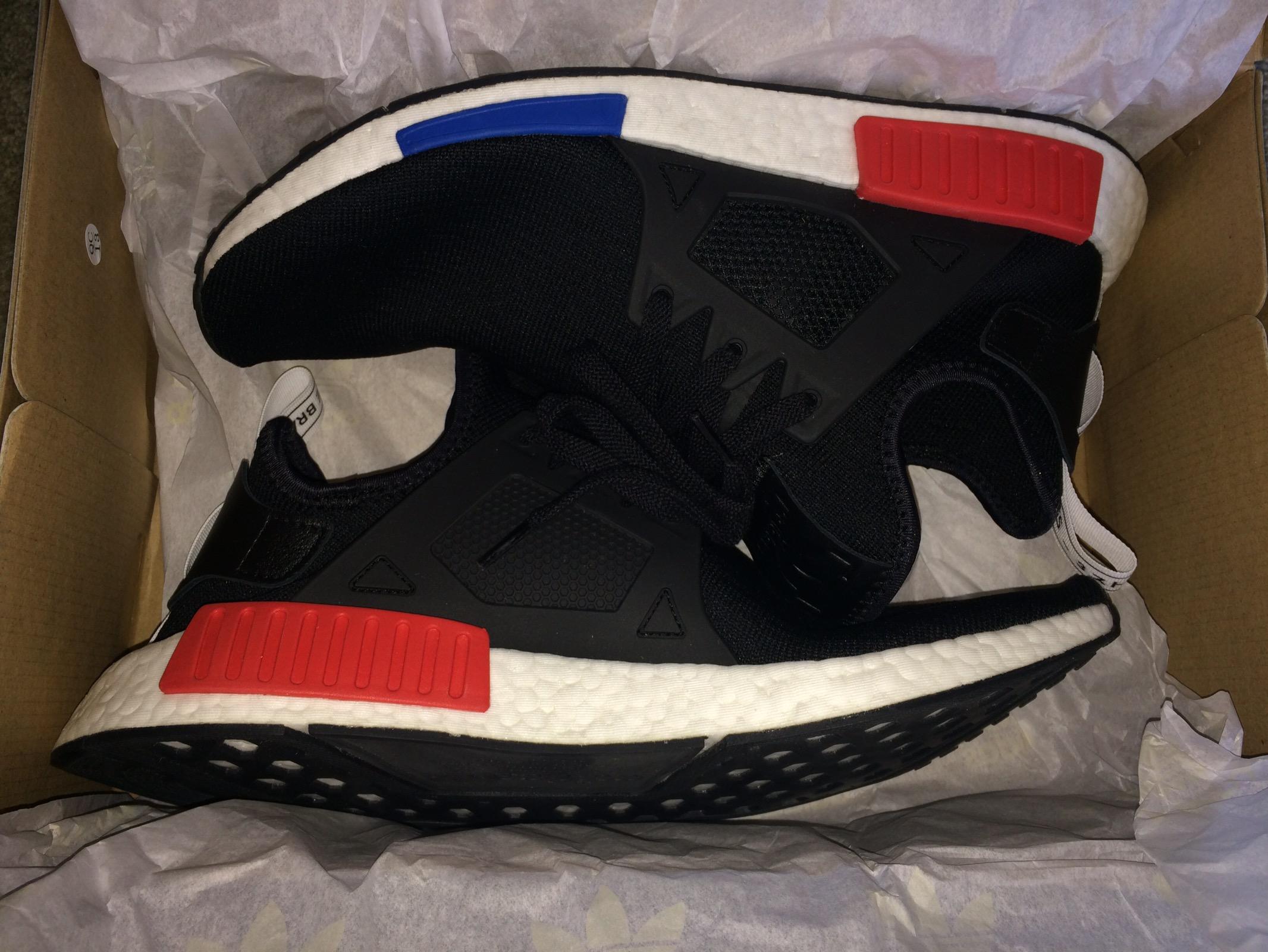 Adidas Nmd Xr1 Pk Og Colorway Grailed